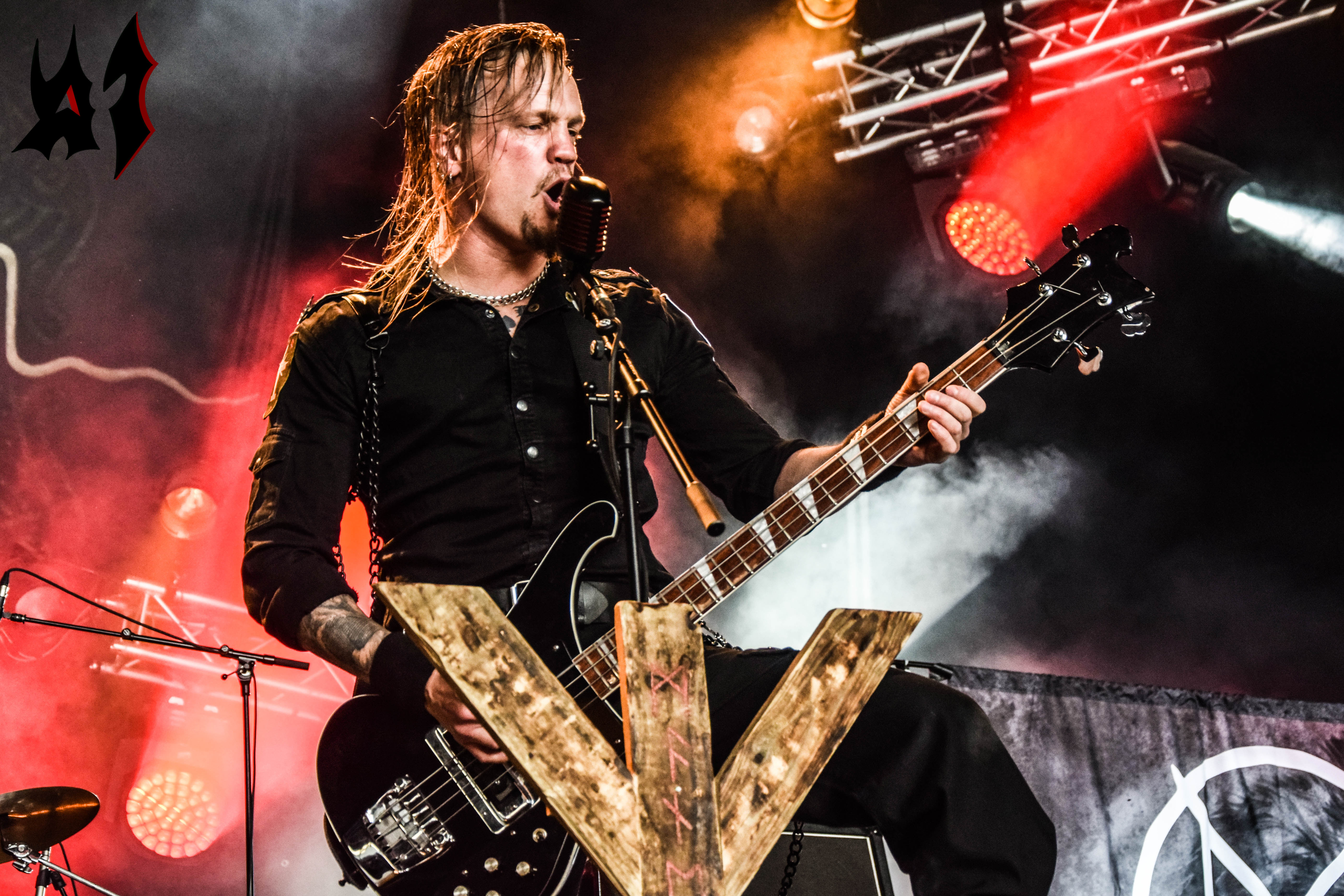 Hellfest 2018 – Day 3 - Manegarm 17
