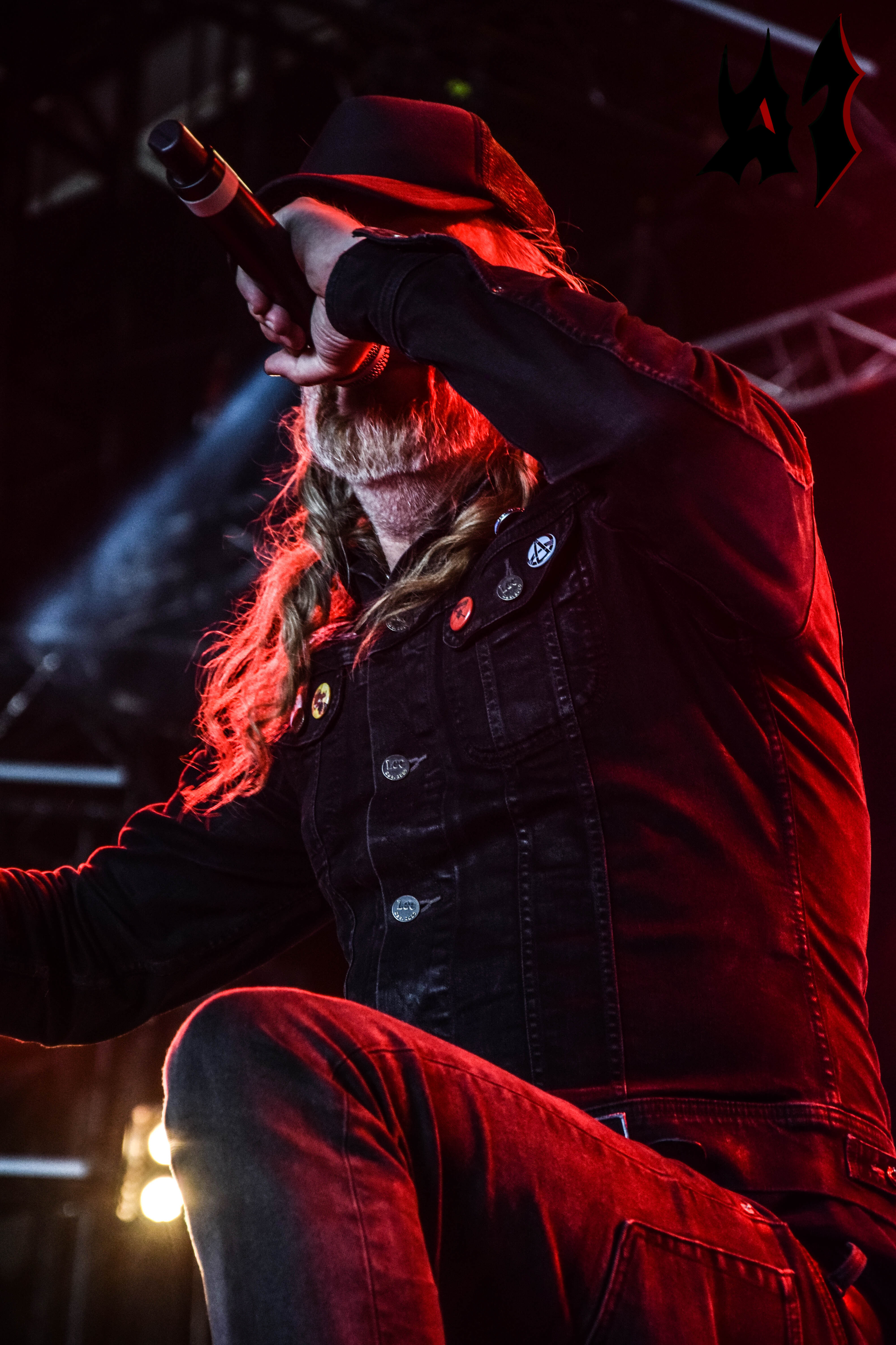 Hellfest - Day 3 - The Lurking Fear 11