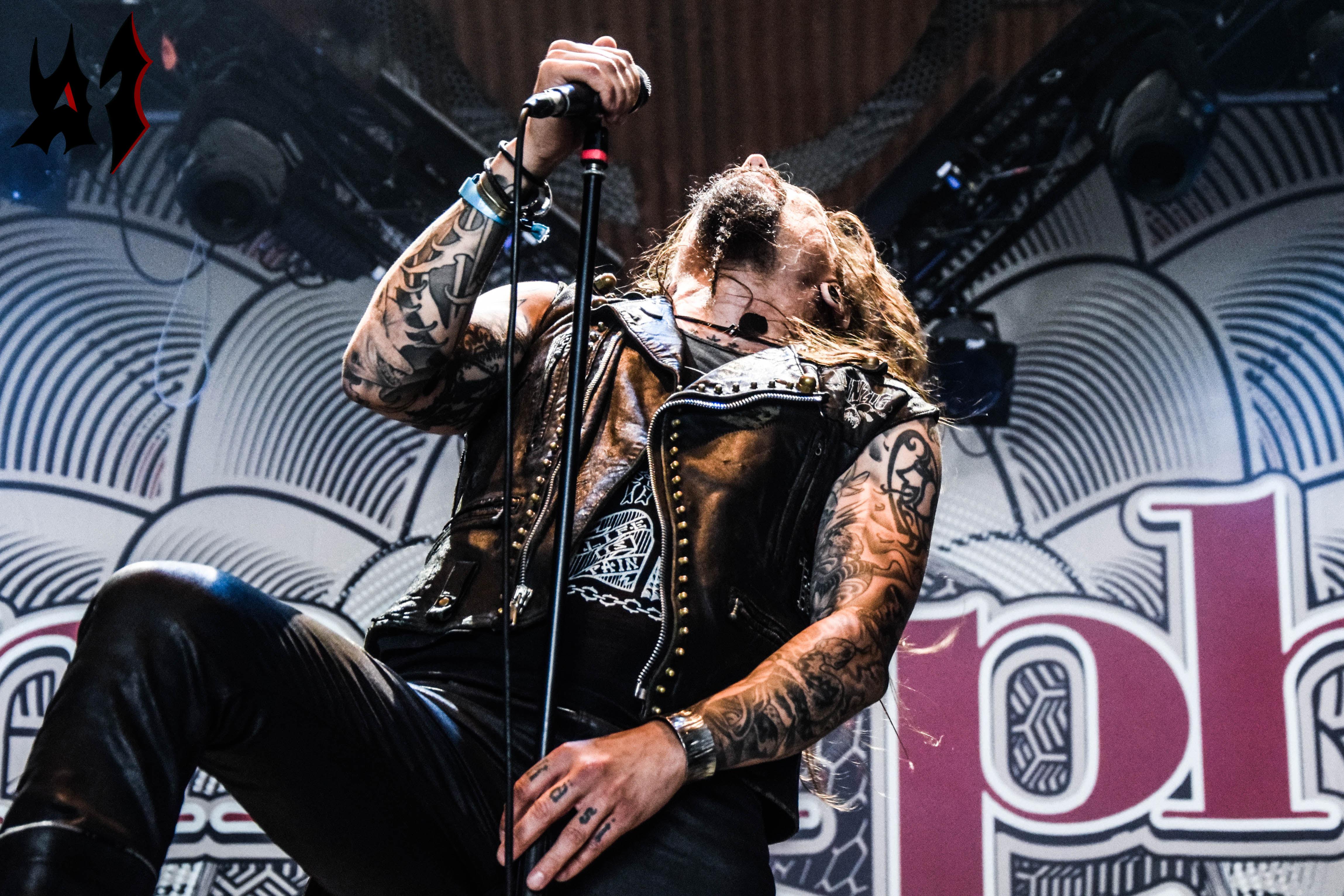 Hellfest 2018 – Day 3 - Amorphis 23