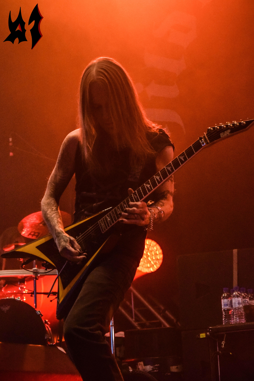 Hellfest - Jour 2 - Children Of Bodom 9