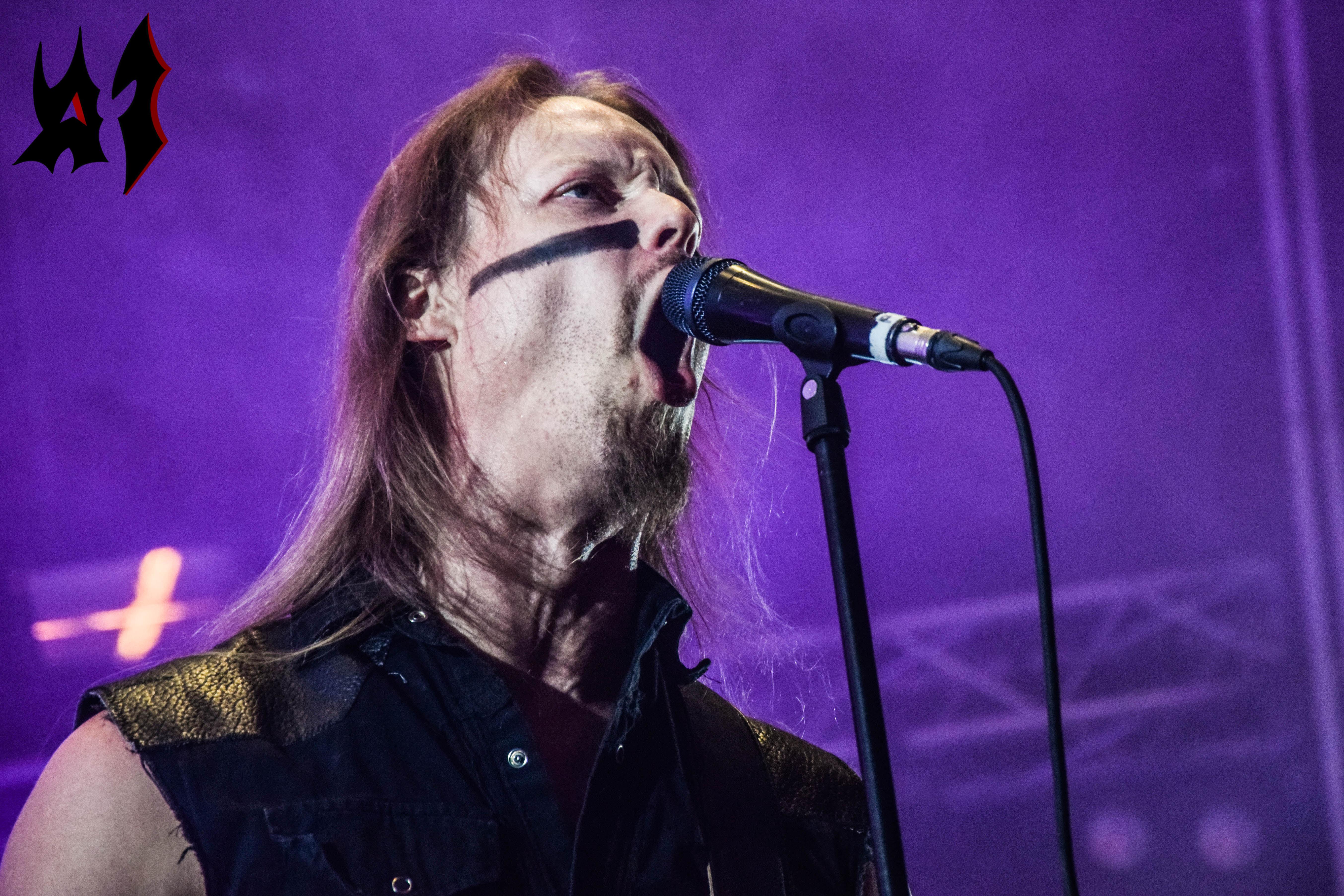 Hellfest 2018 – Day 3 - Ensiferum 10