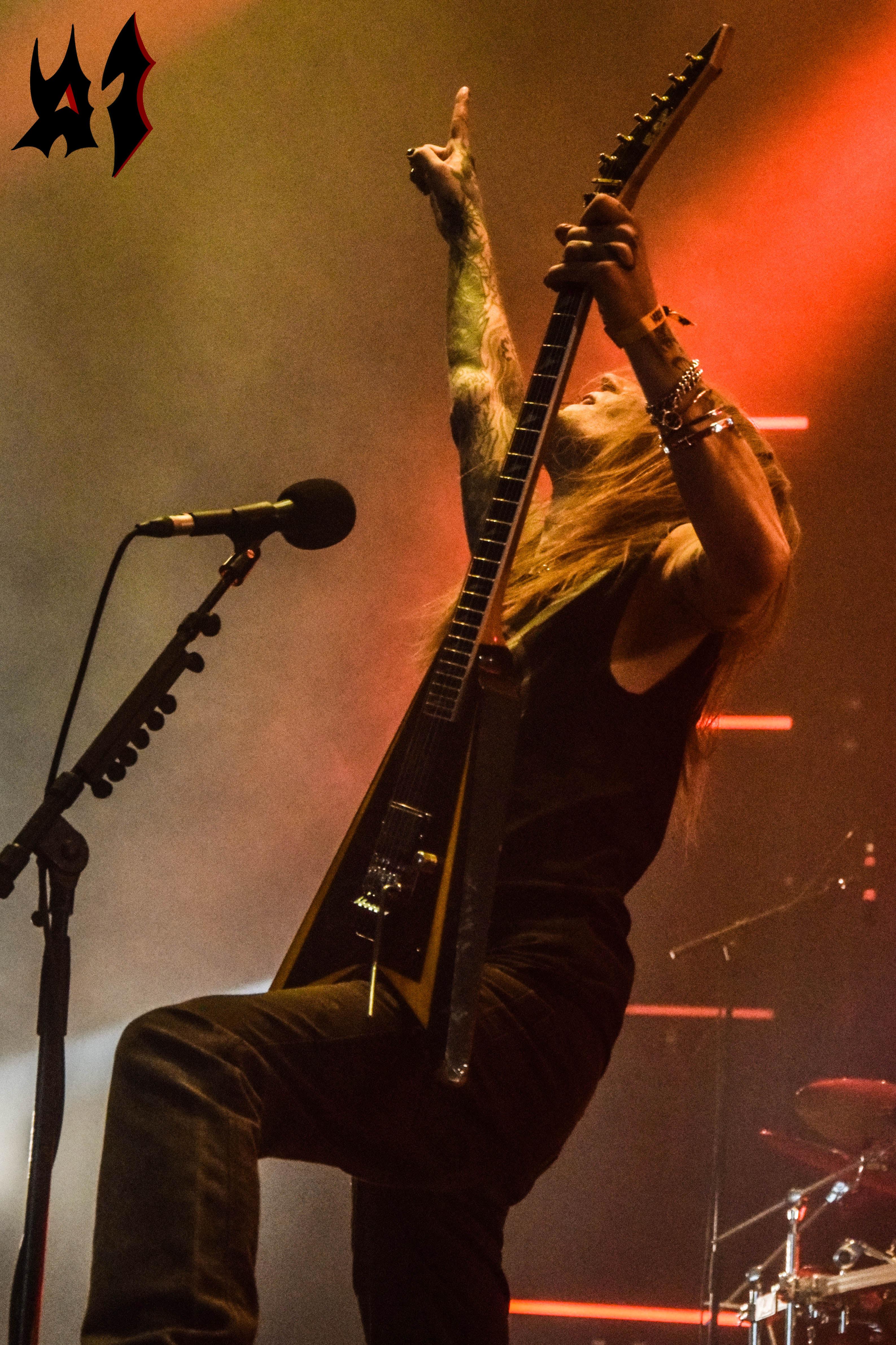Hellfest - Jour 2 - Children Of Bodom 12
