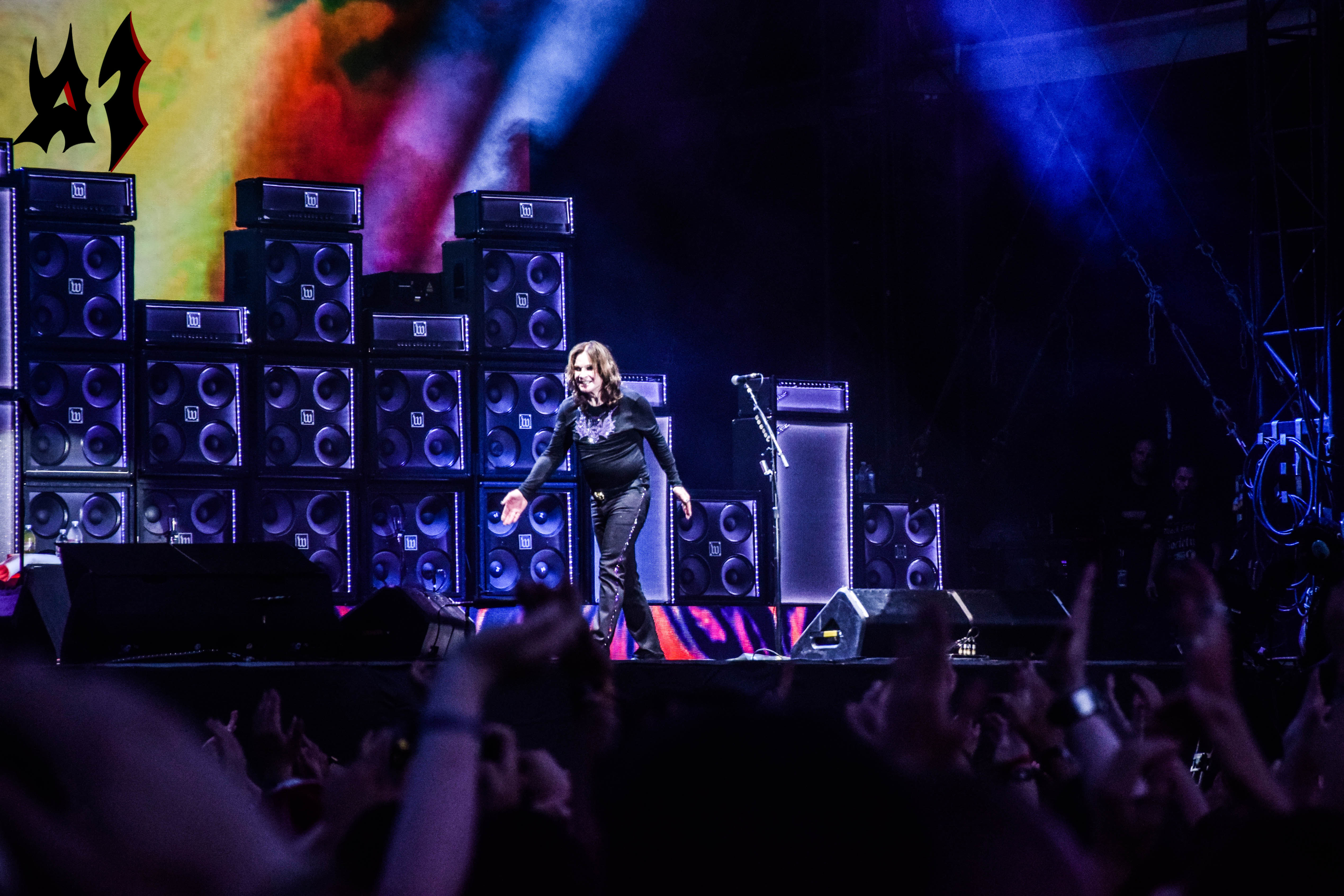 Donwload 2018 – Day 1 - Ozzy Osbourne 6