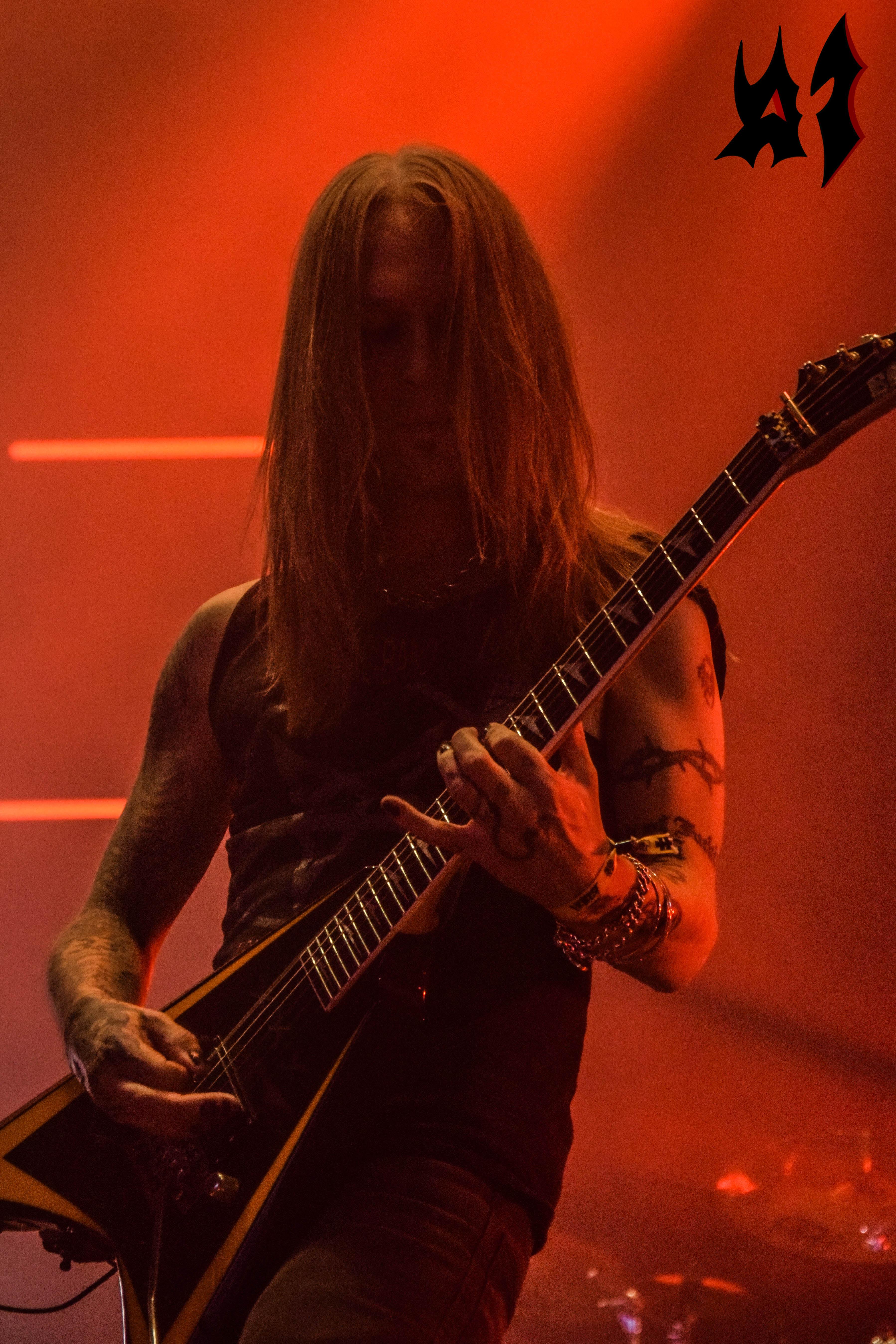 Hellfest - Jour 2 - Children Of Bodom 14