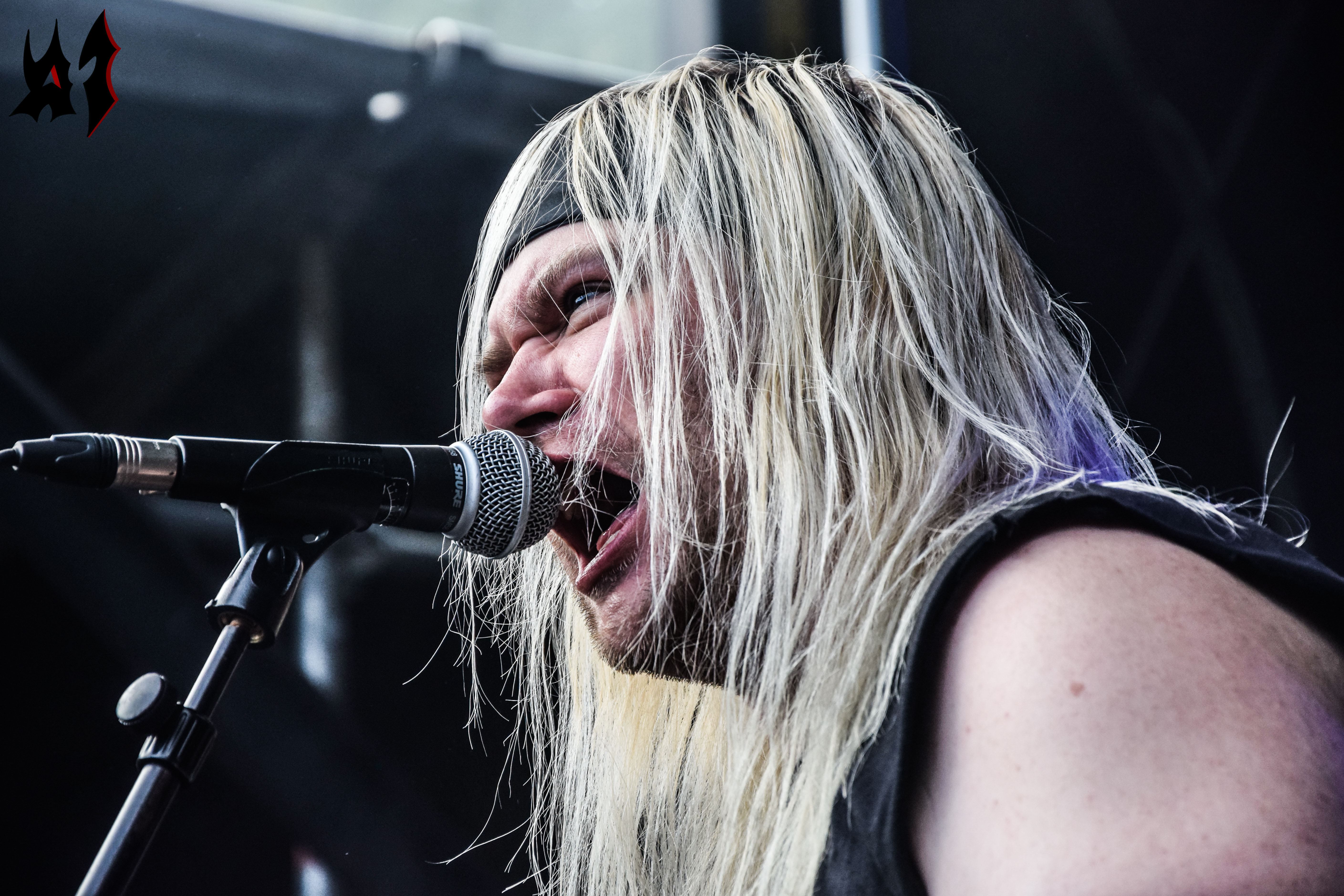 Motocultor 2018 – Day 3 - Toxic Holocaust 7