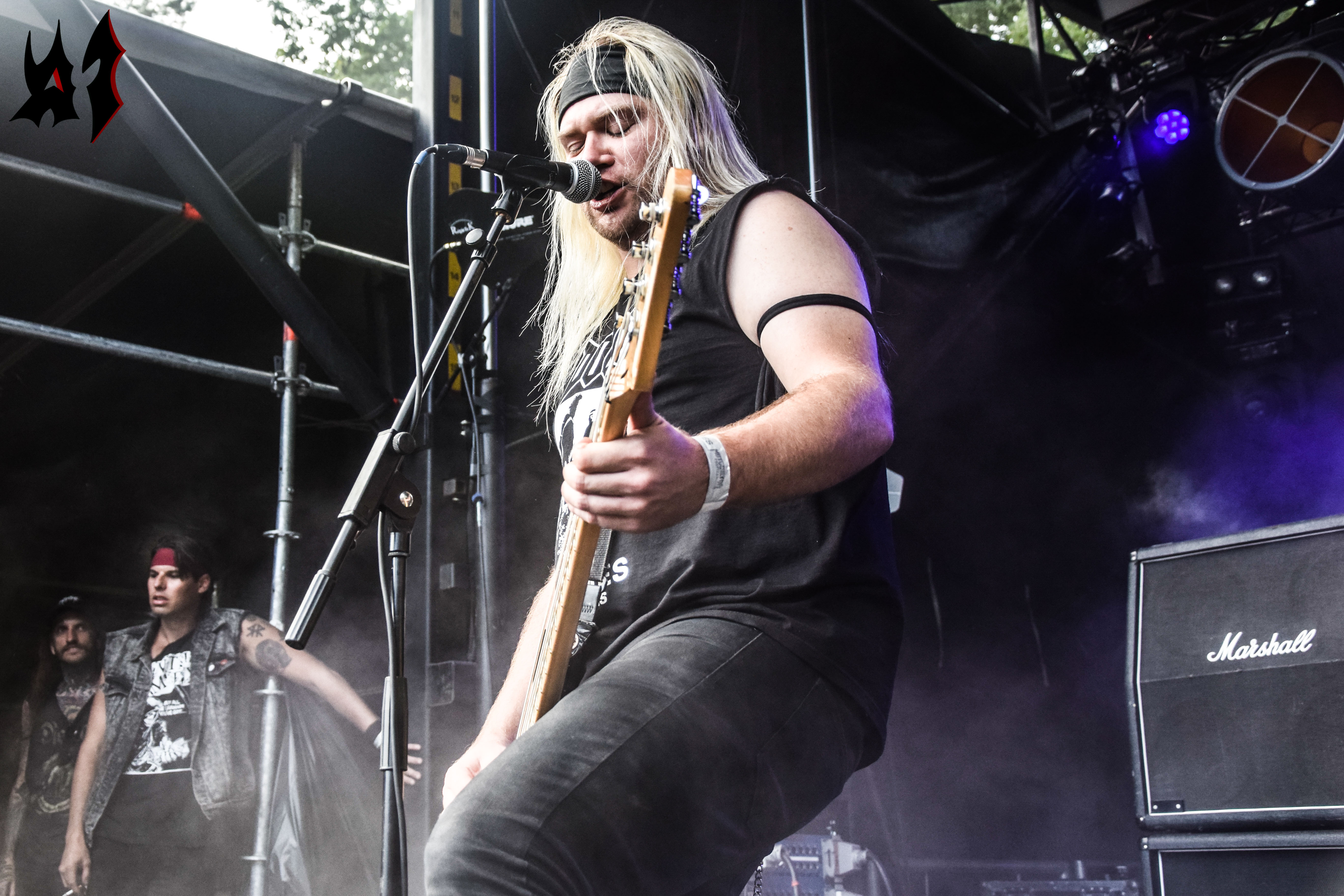 Motocultor 2018 – Day 3 - Toxic Holocaust 9