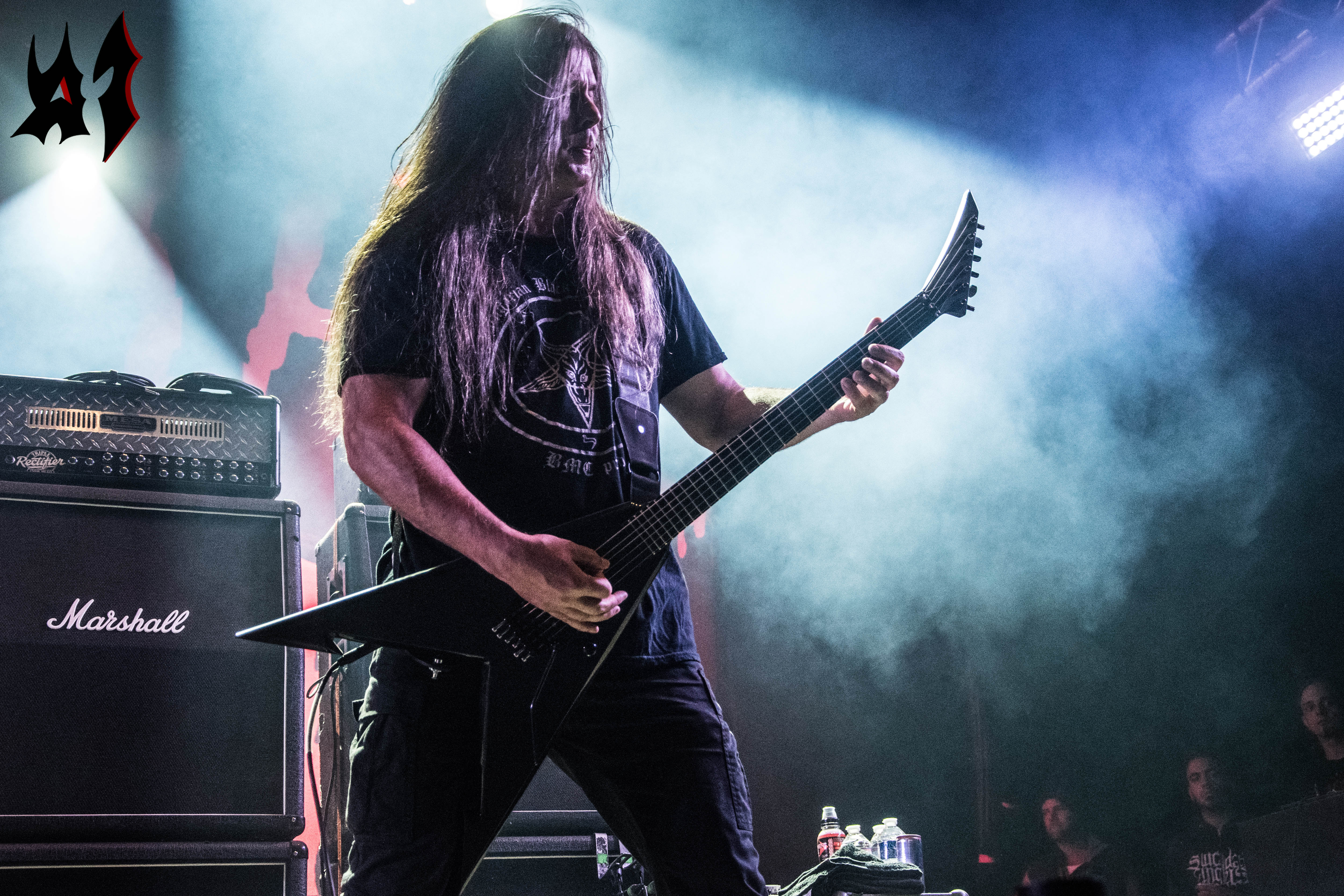 Motocultor 2018 – Day 2 - Cannibal Corpse 8