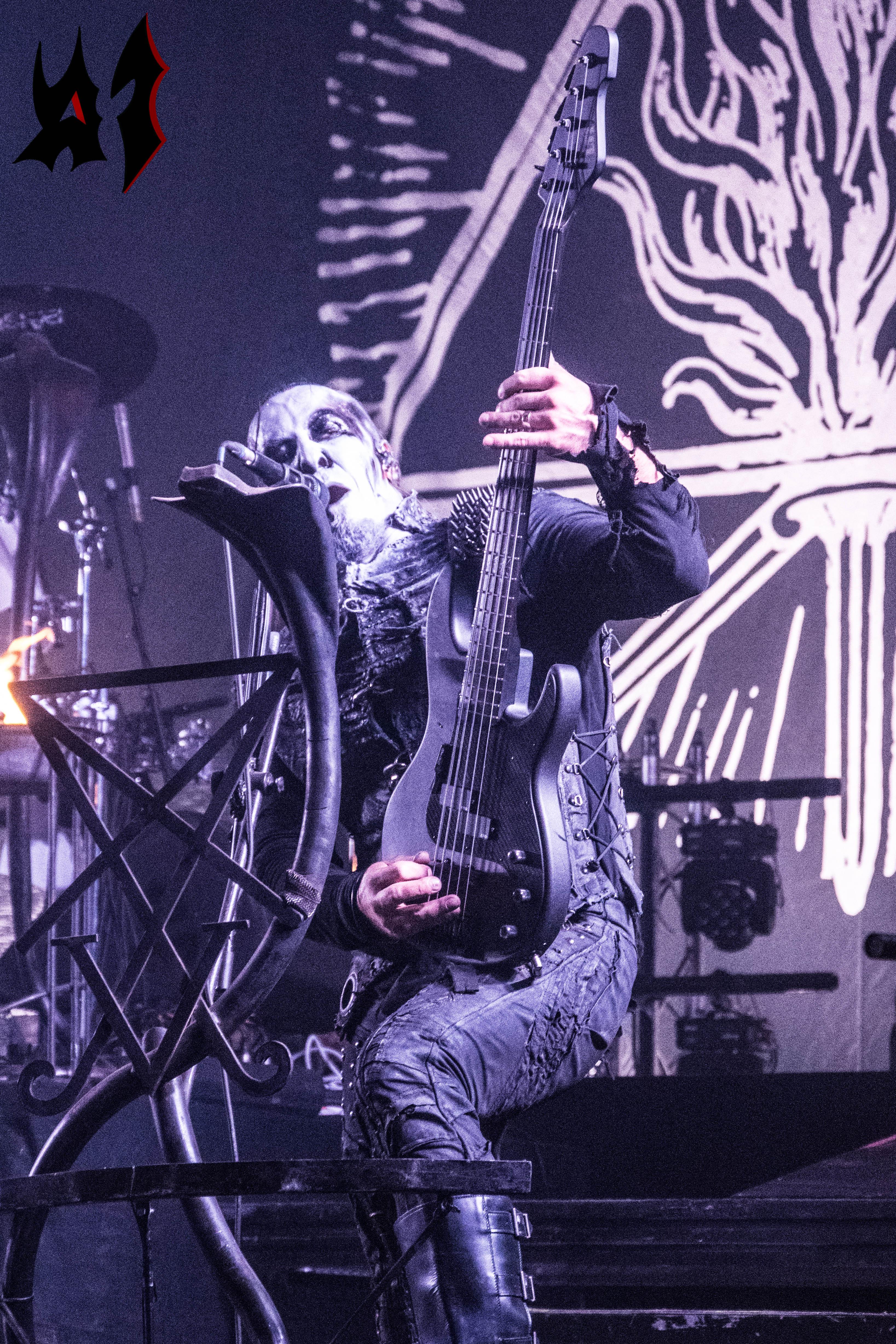 Motocultor 2018 – Day 2 - Behemoth 18