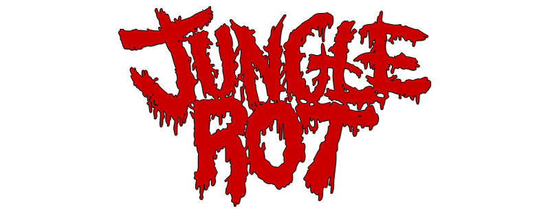 Jungle Rot - Logo