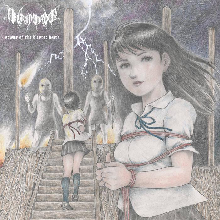 Necronomidol - Scions of the Blasted Heath