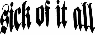 Logo Sick Of It All