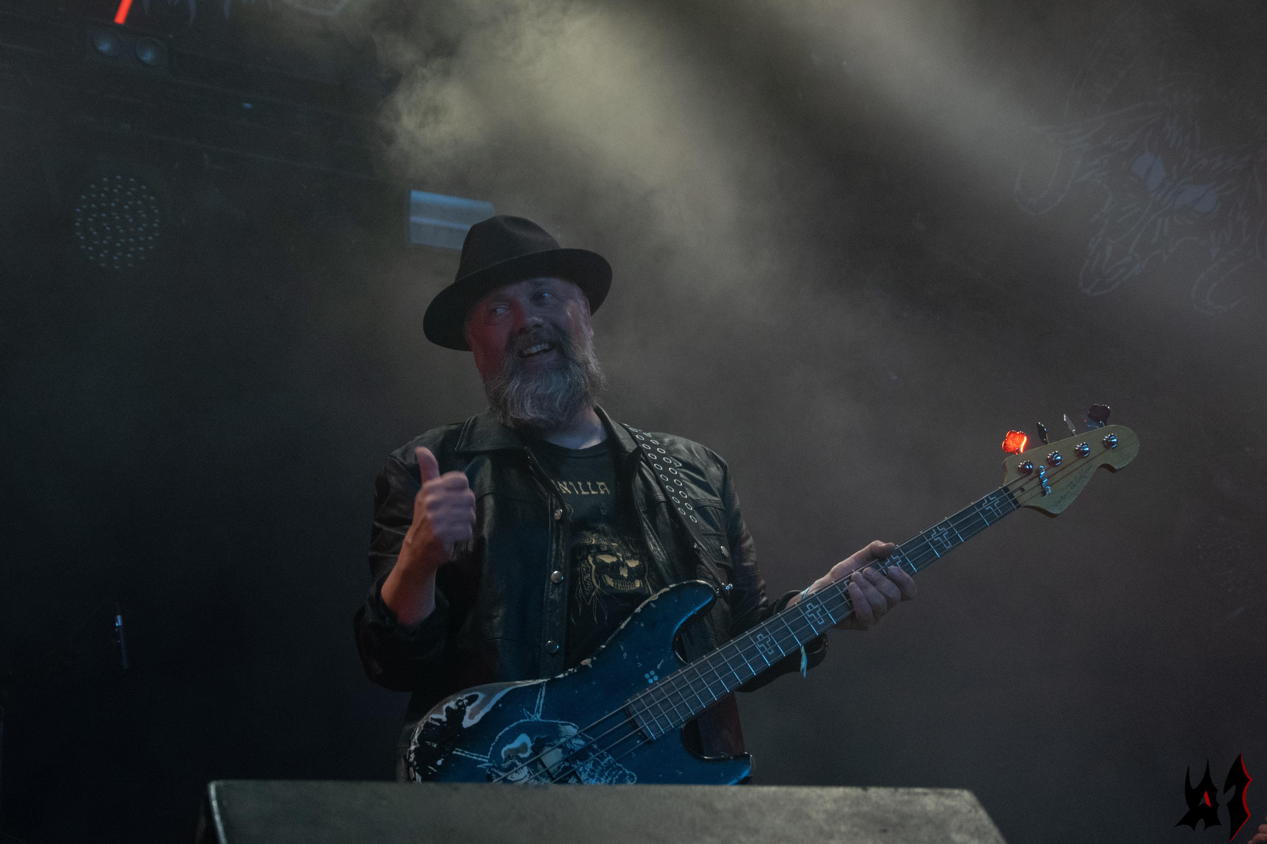 Hellfest - Candlemass - 1