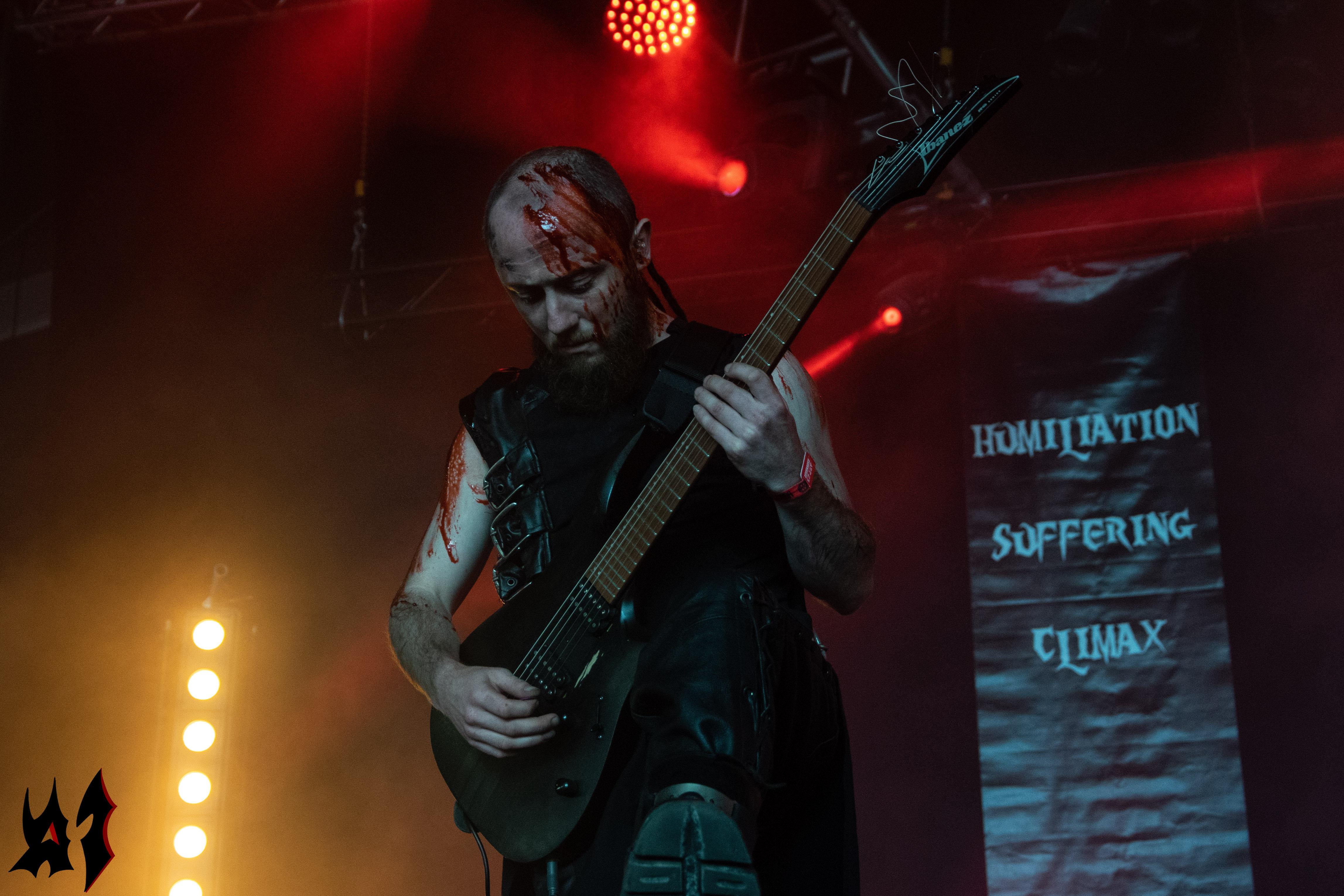 Hellfest - Bliss Of Flesh - 1