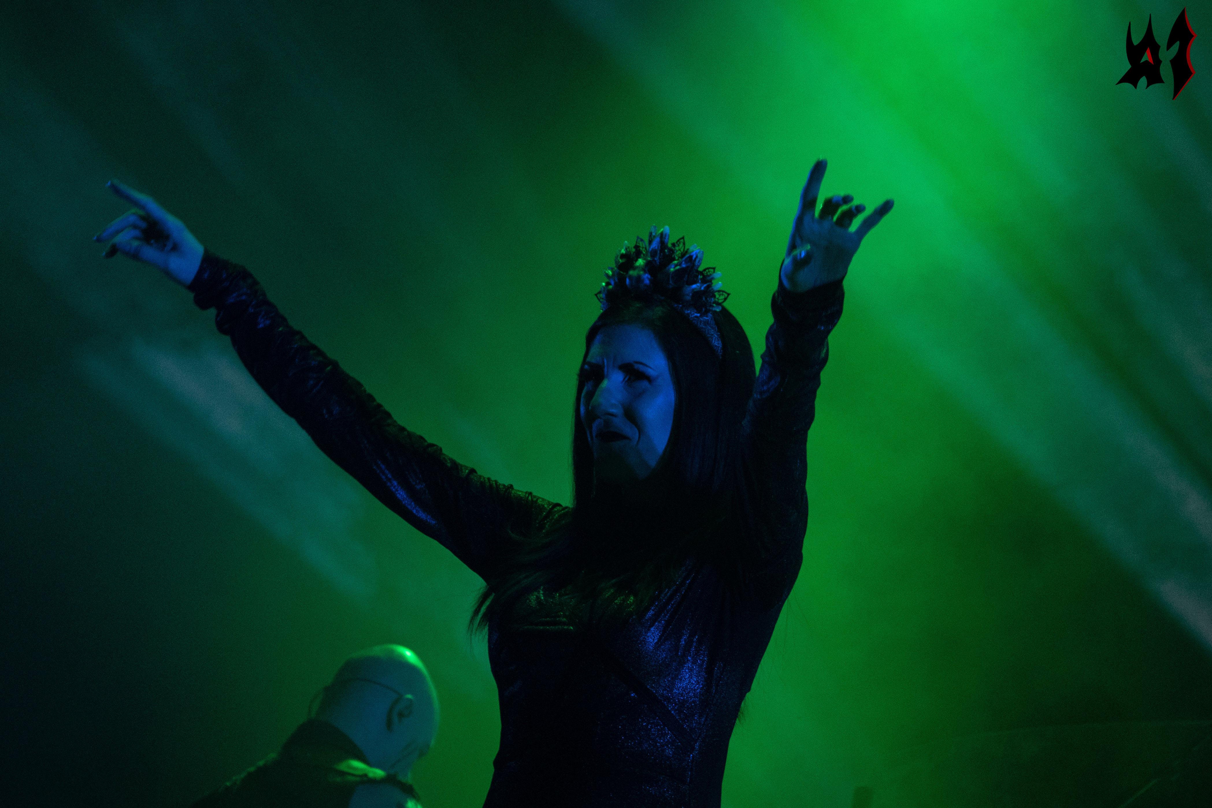Hellfest - Cradle Of Filth - 1