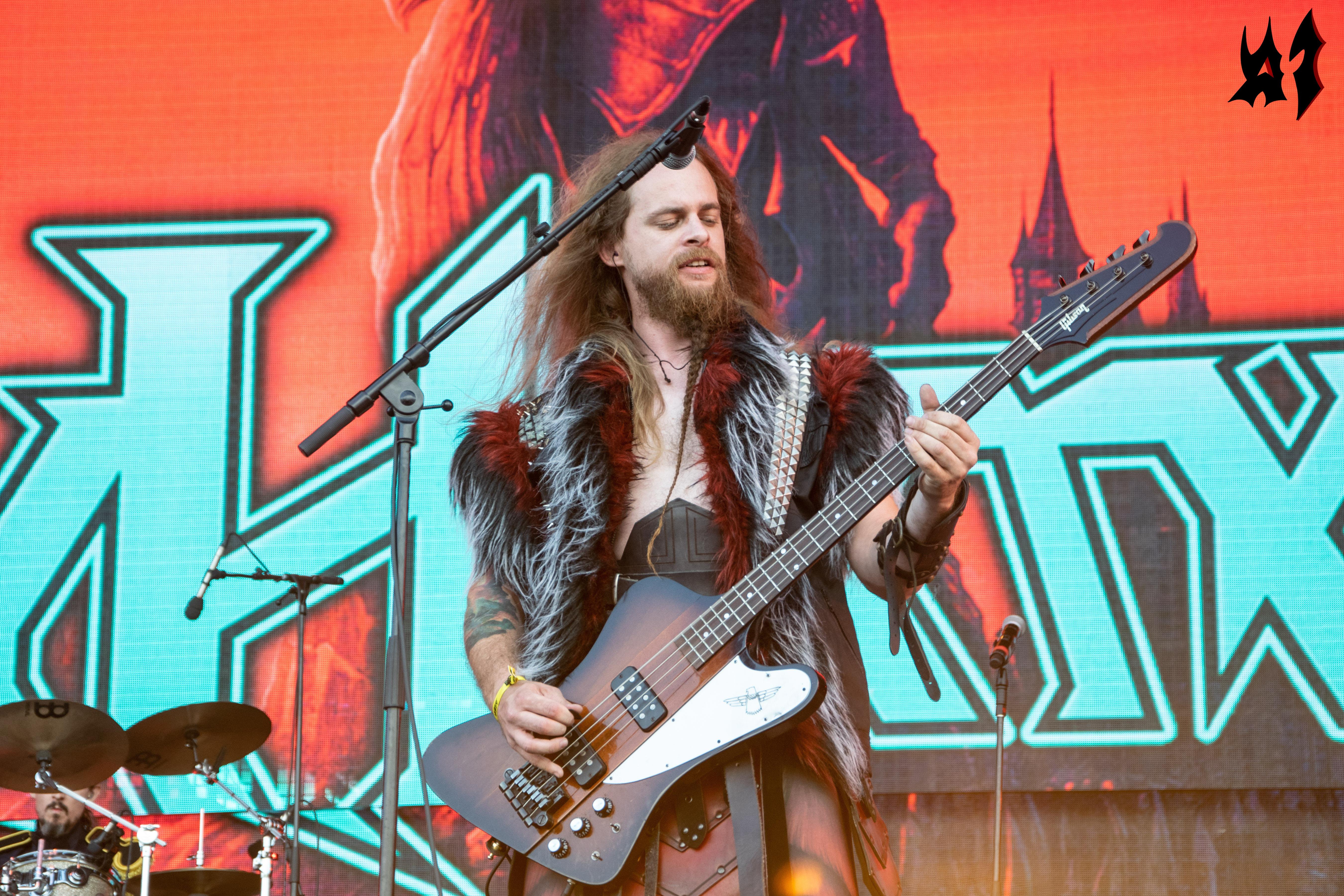Hellfest - Gloryhammer - 1
