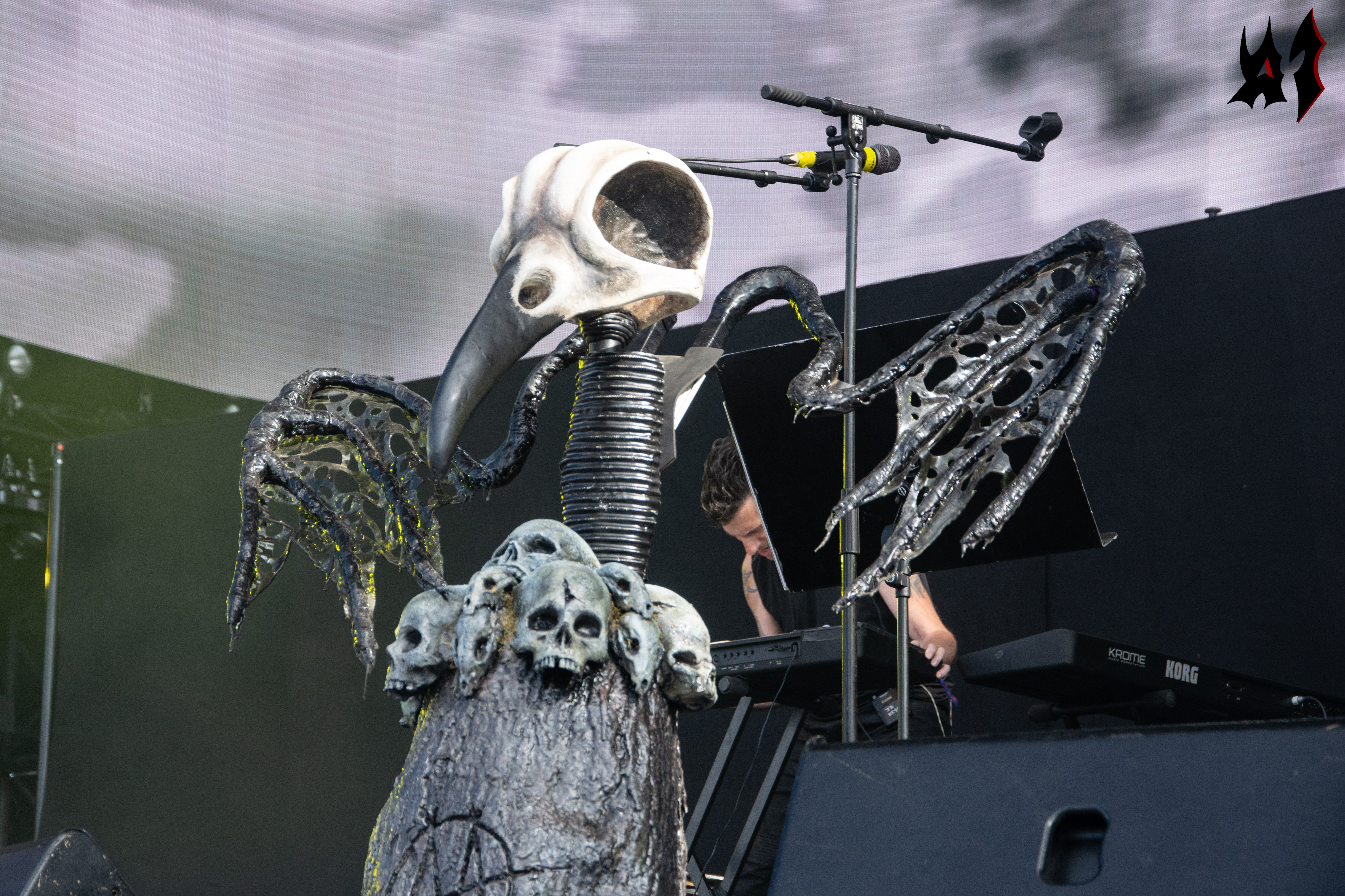 Knotfest - Ministry - 3