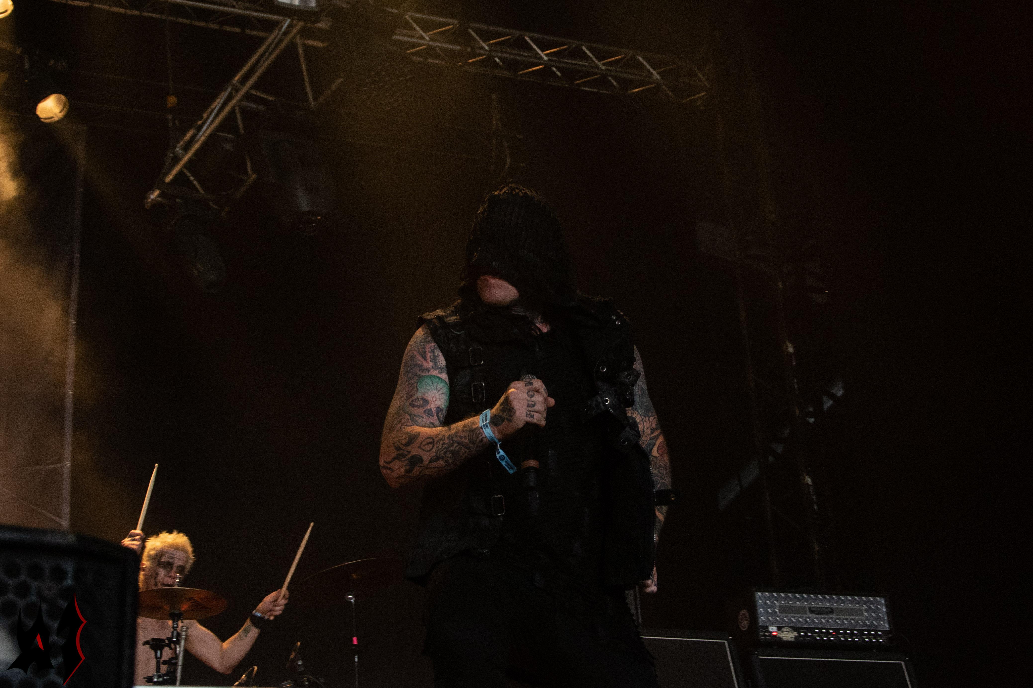 Hellfest - Combichrist - 5