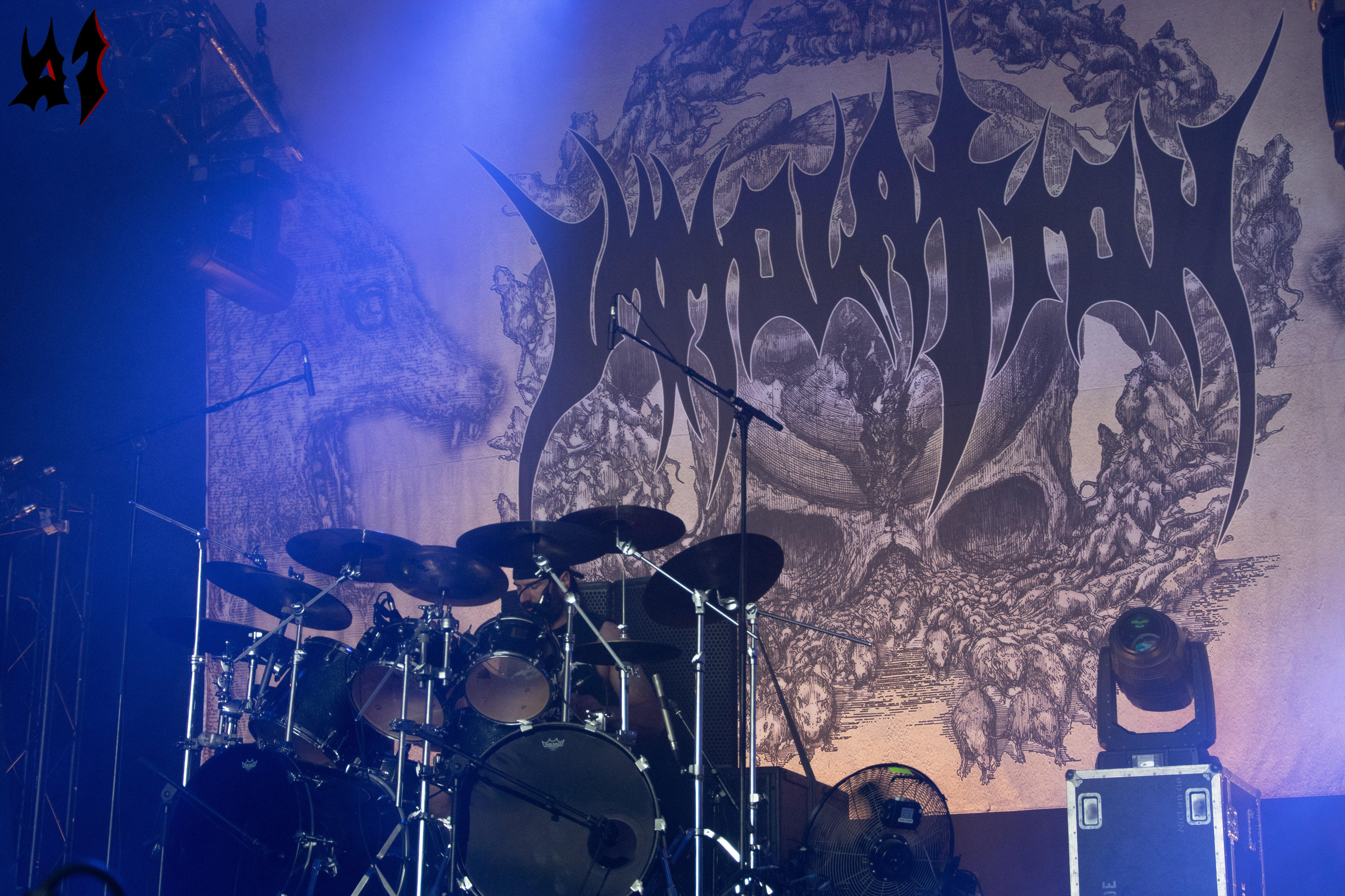 Hellfest - Immolation - 7