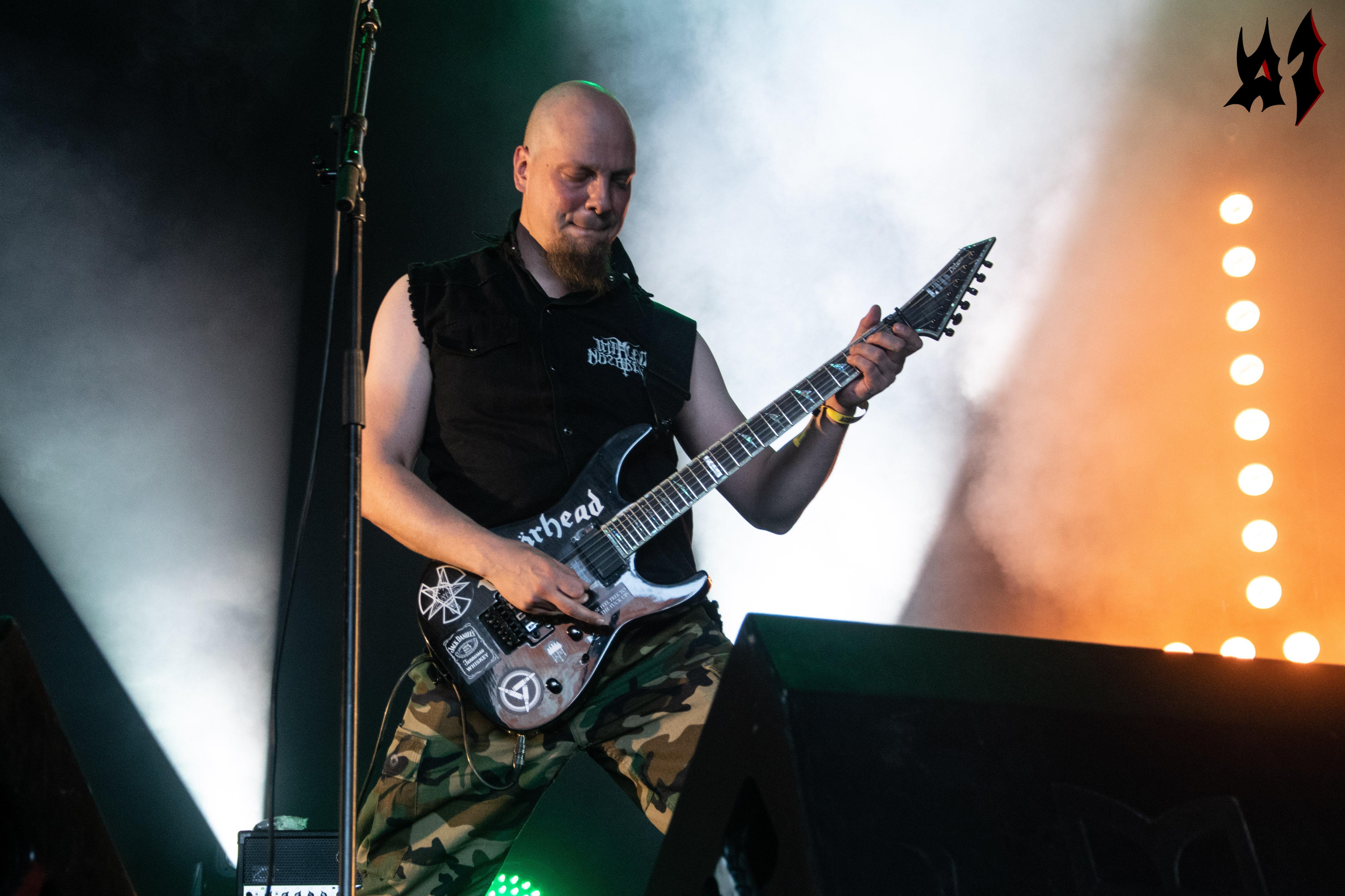 Hellfest - Impaled Nazarene - 8