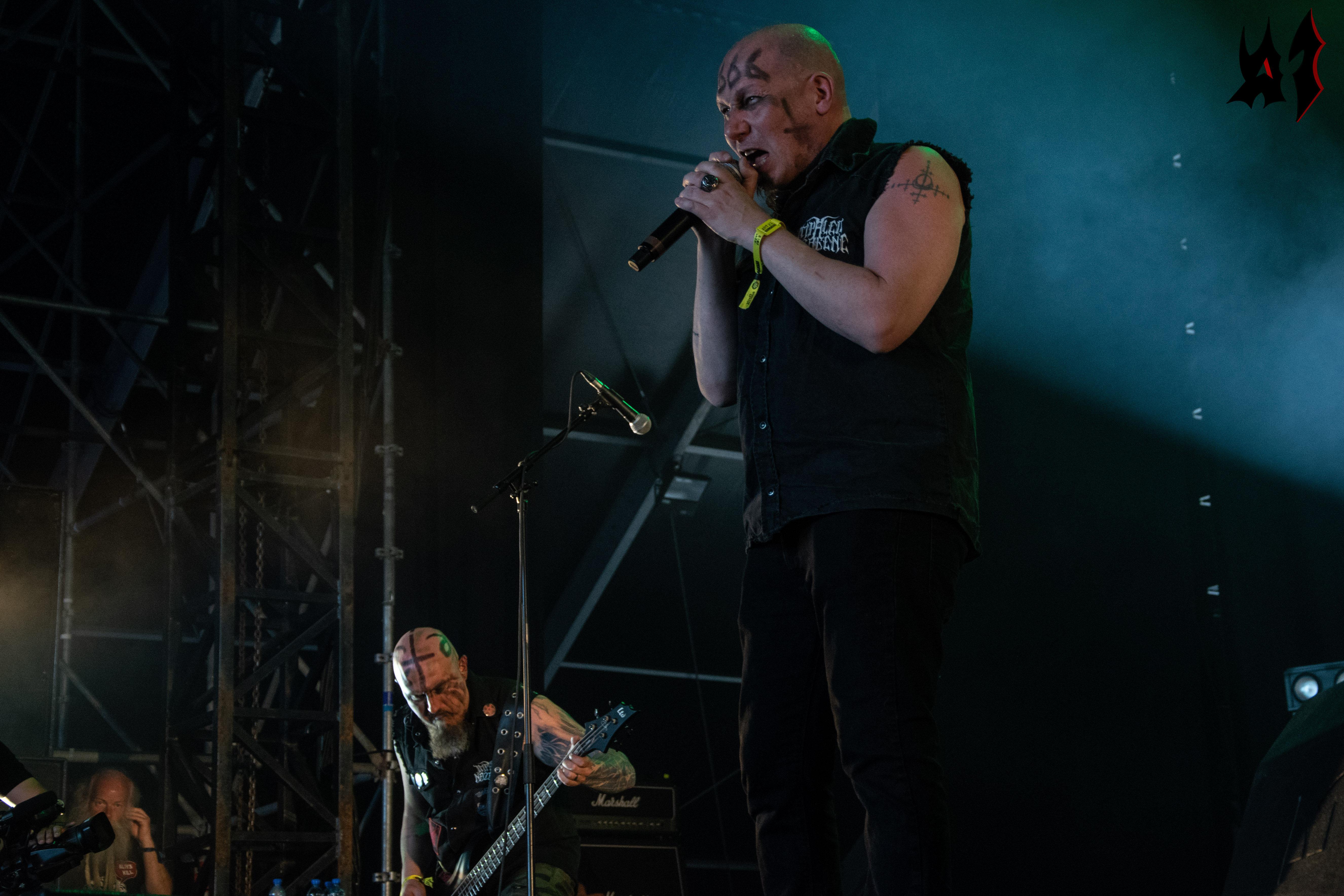 Hellfest - Impaled Nazarene - 9