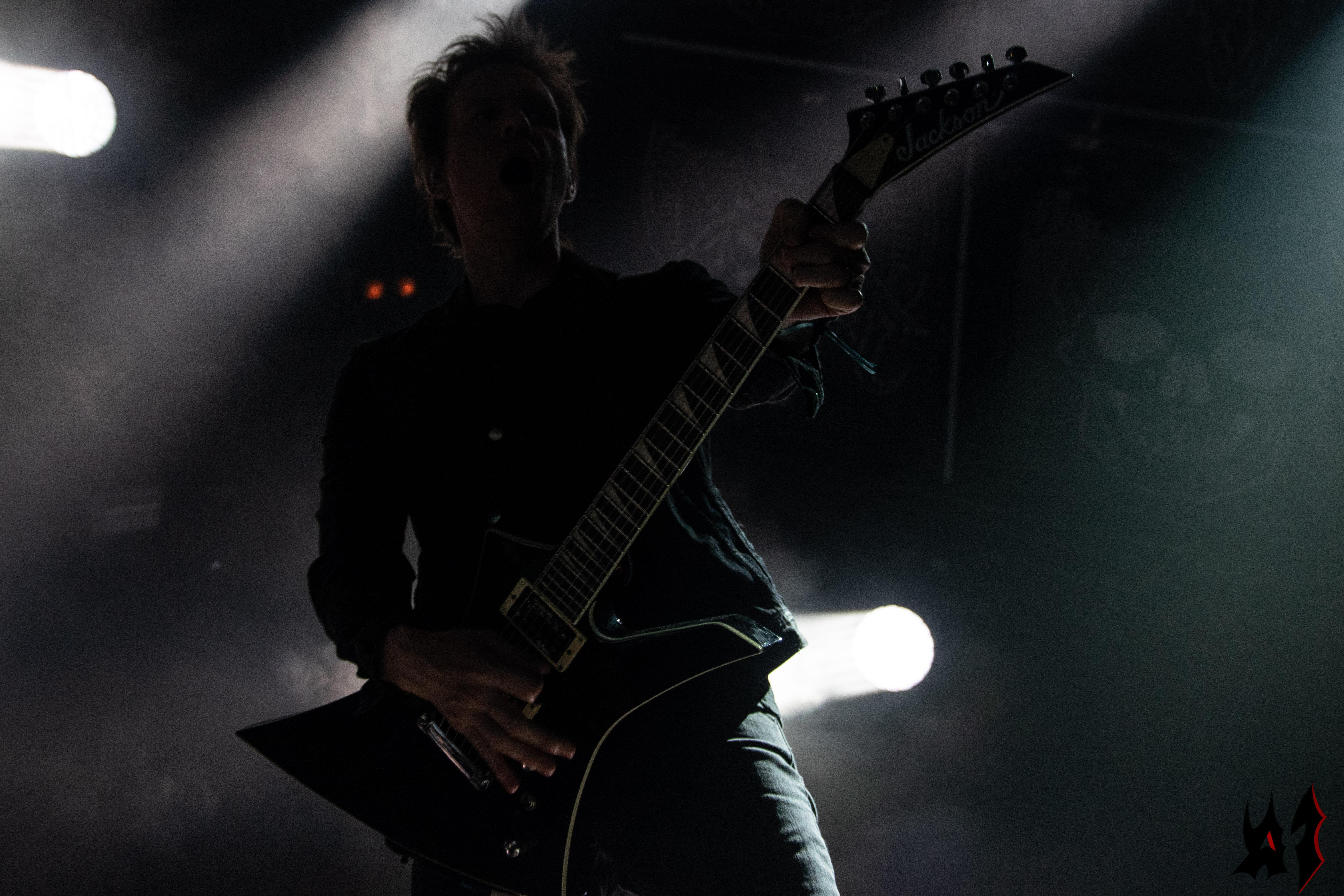 Hellfest - Dark Tranquillity - 17