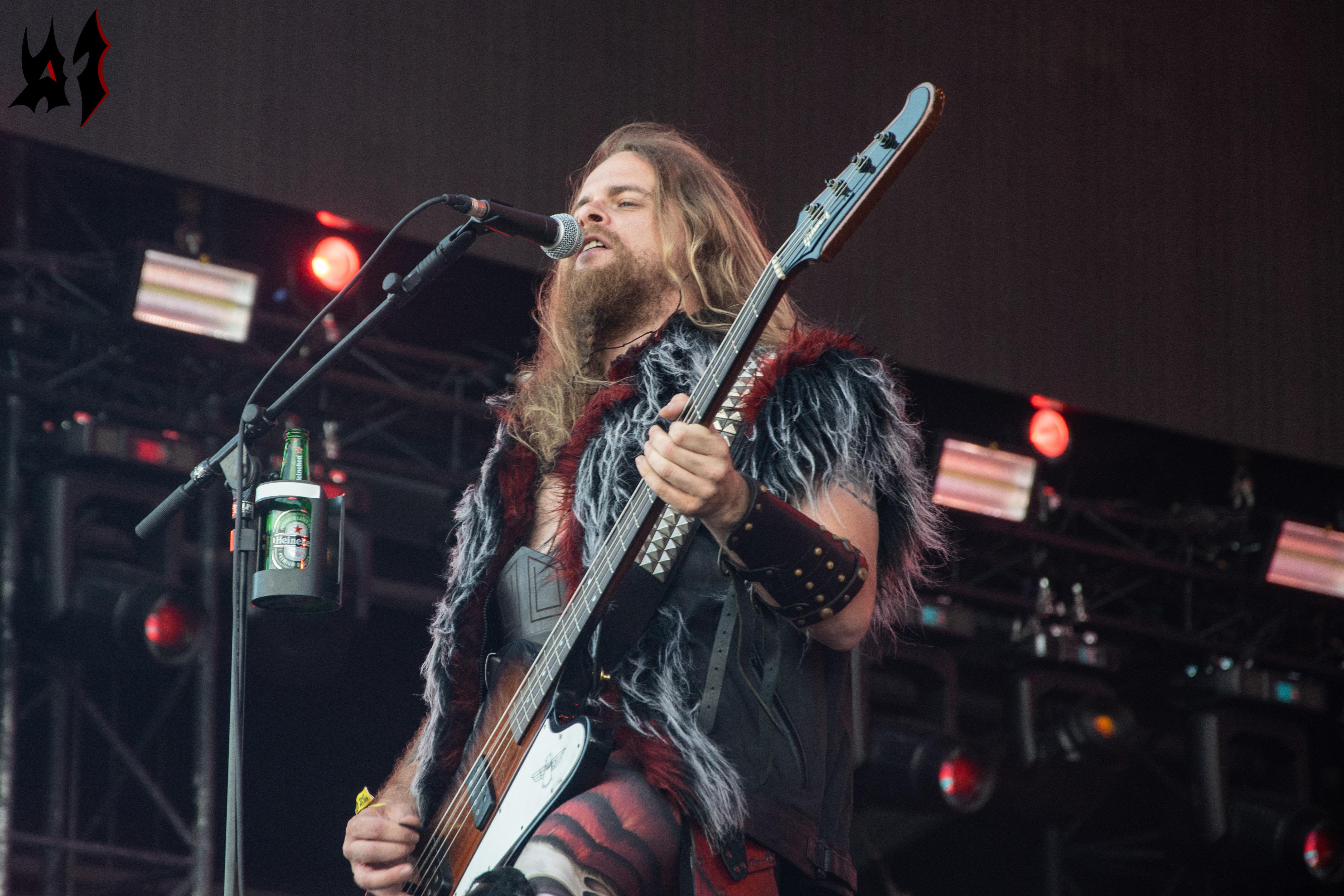 Hellfest - Gloryhammer - 12