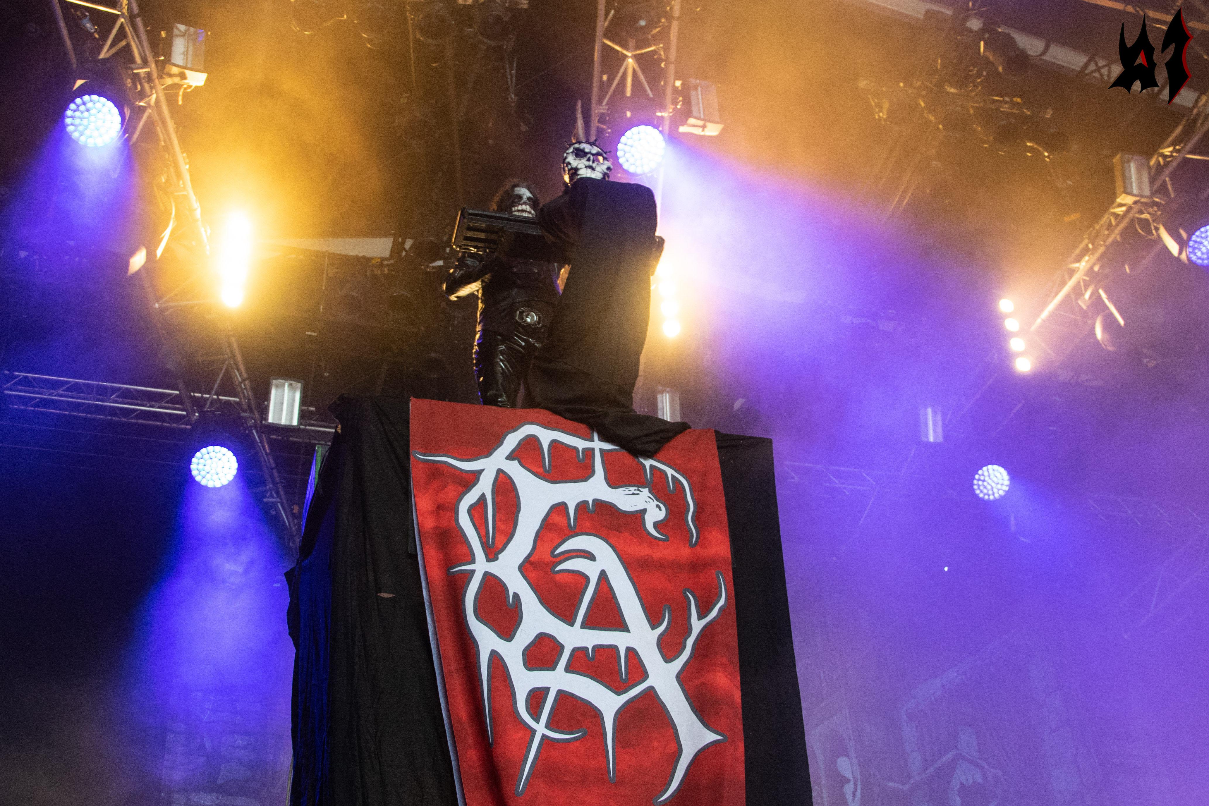 Hellfest - Carach Angren - 20