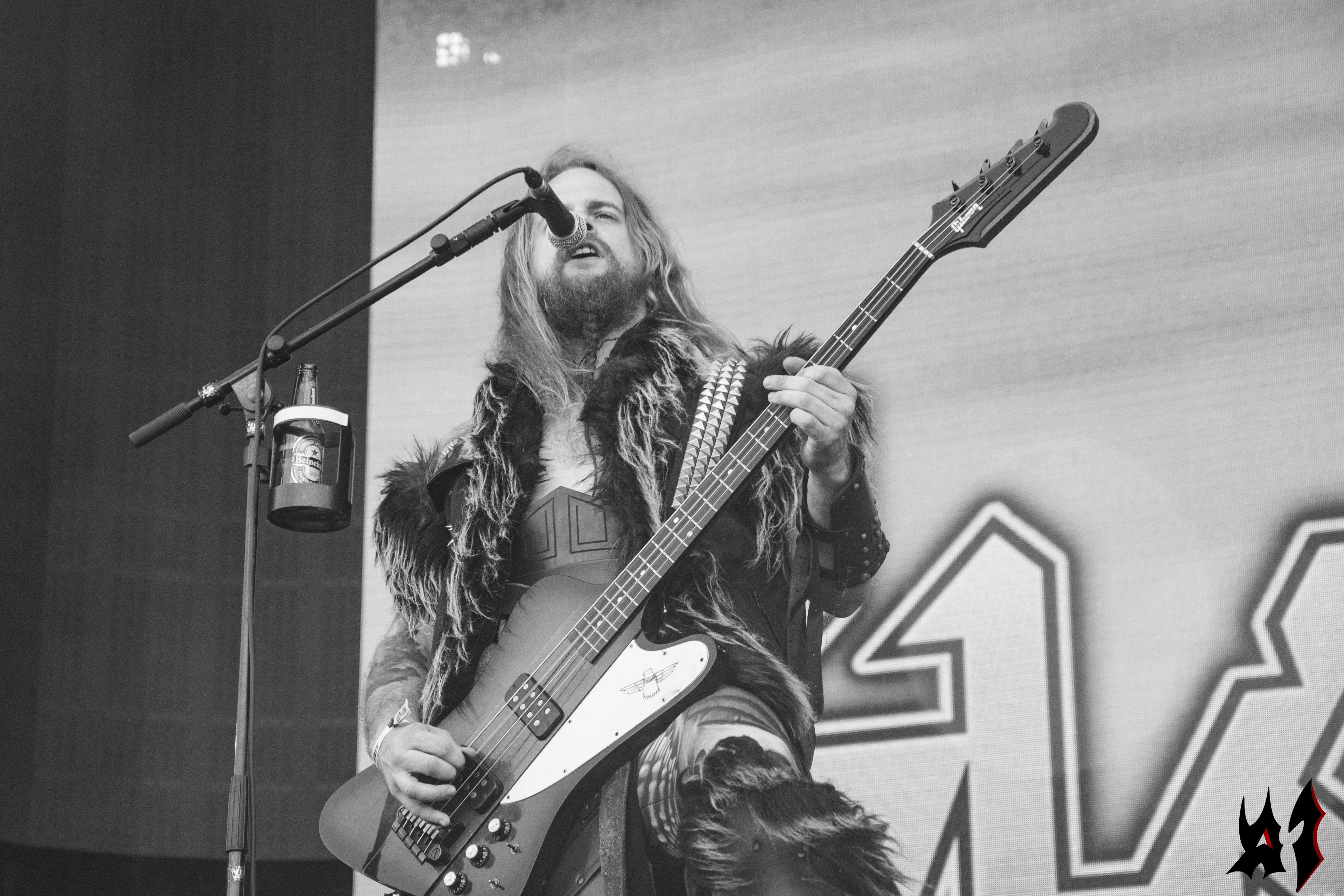 Hellfest - Gloryhammer - 14