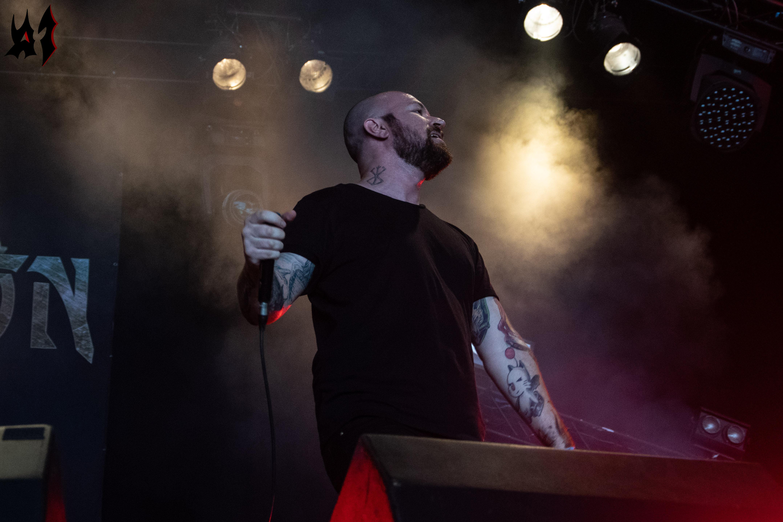 Hellfest - Allegaeon - 17