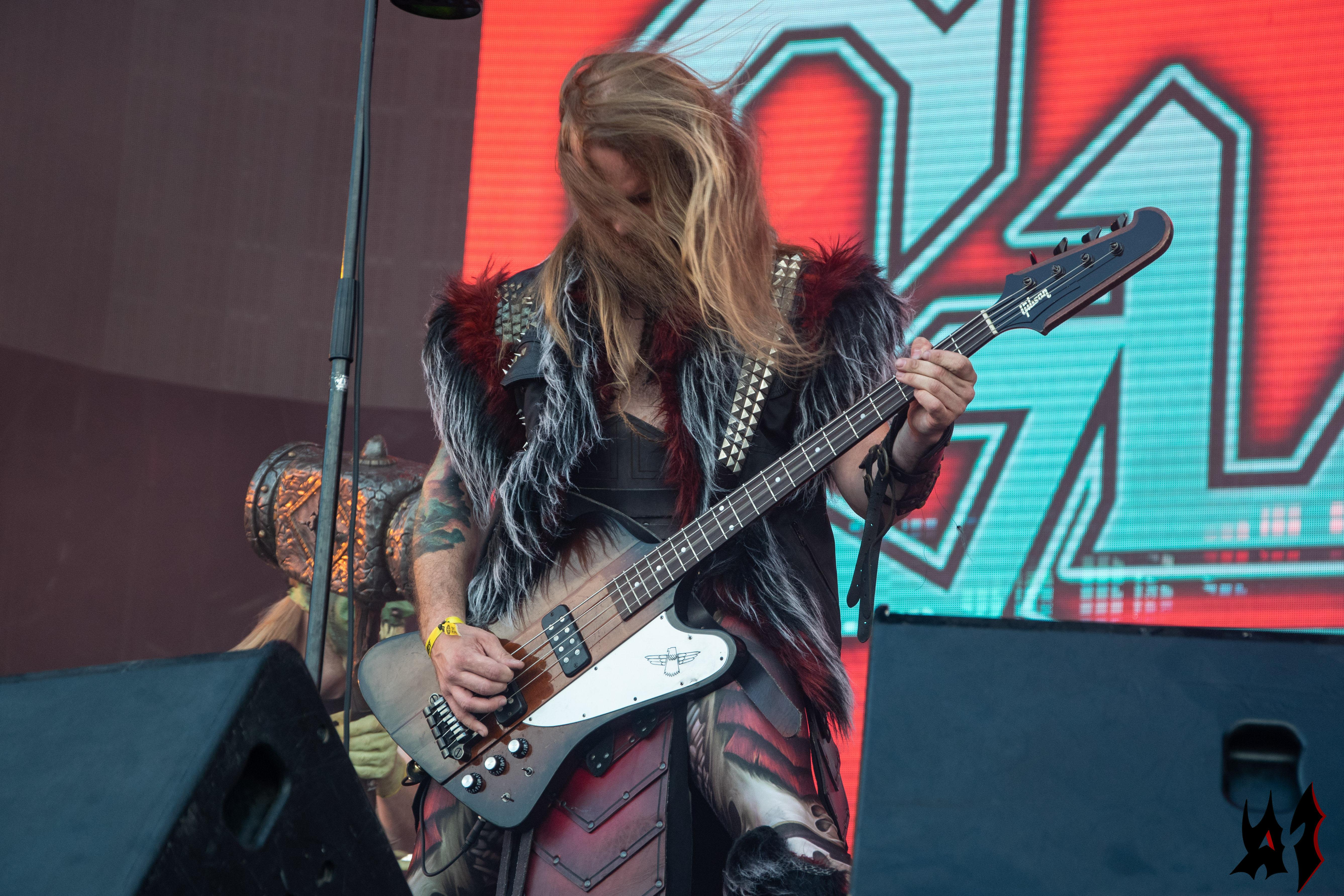 Hellfest - Gloryhammer - 18