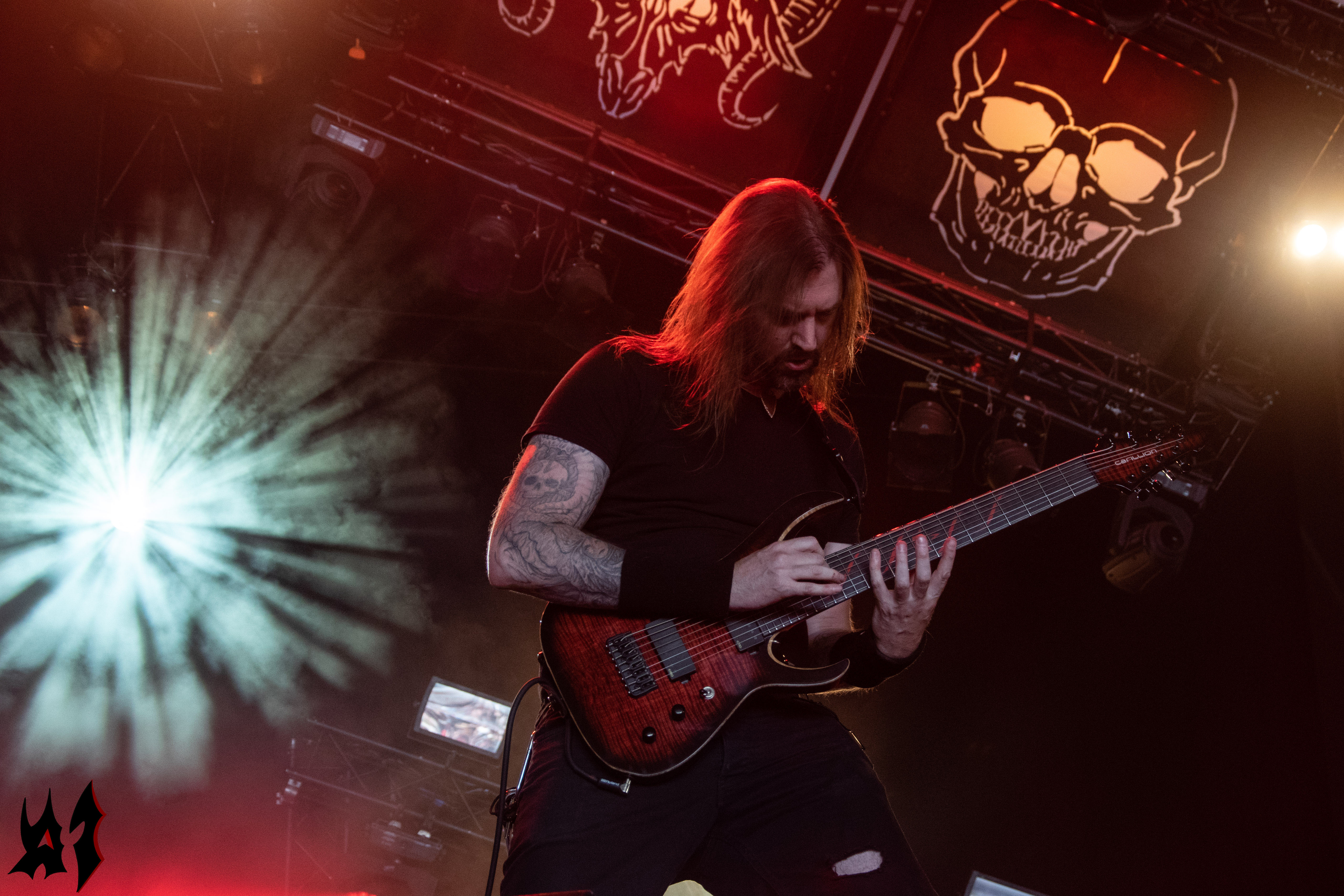 Hellfest - Allegaeon - 23