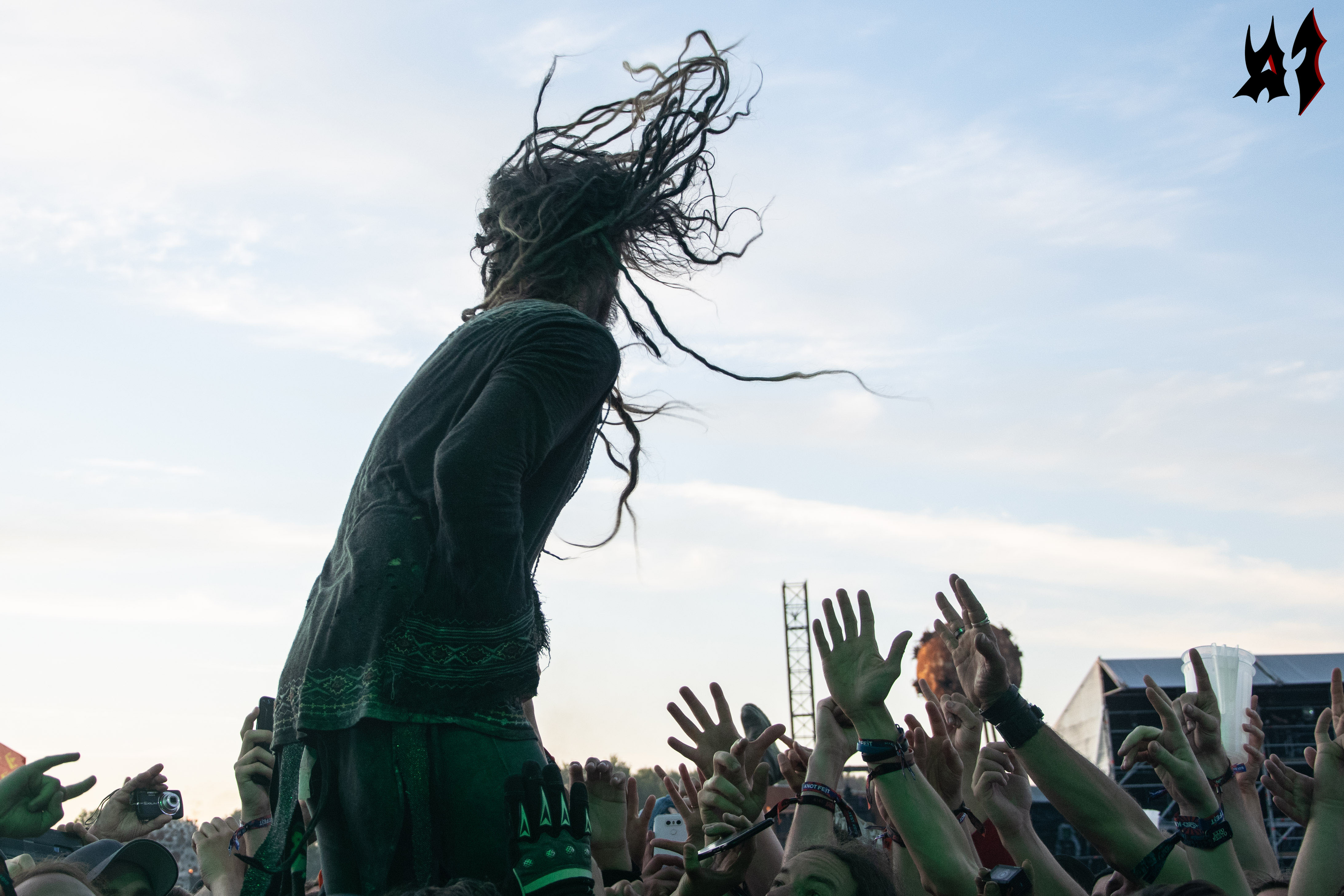 Knotfest - Rob Zombie - 26