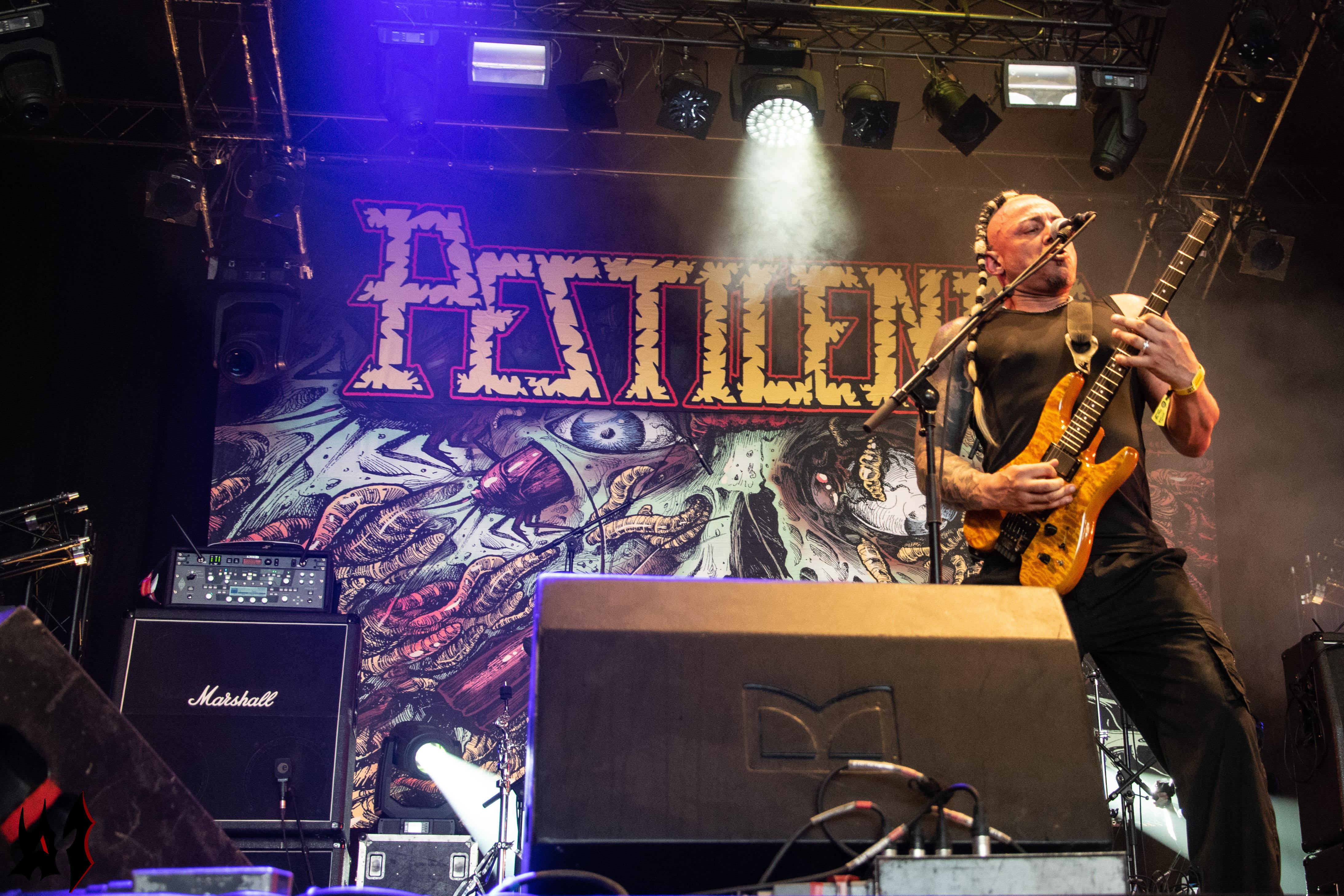 Hellfest - Pestilence - 11