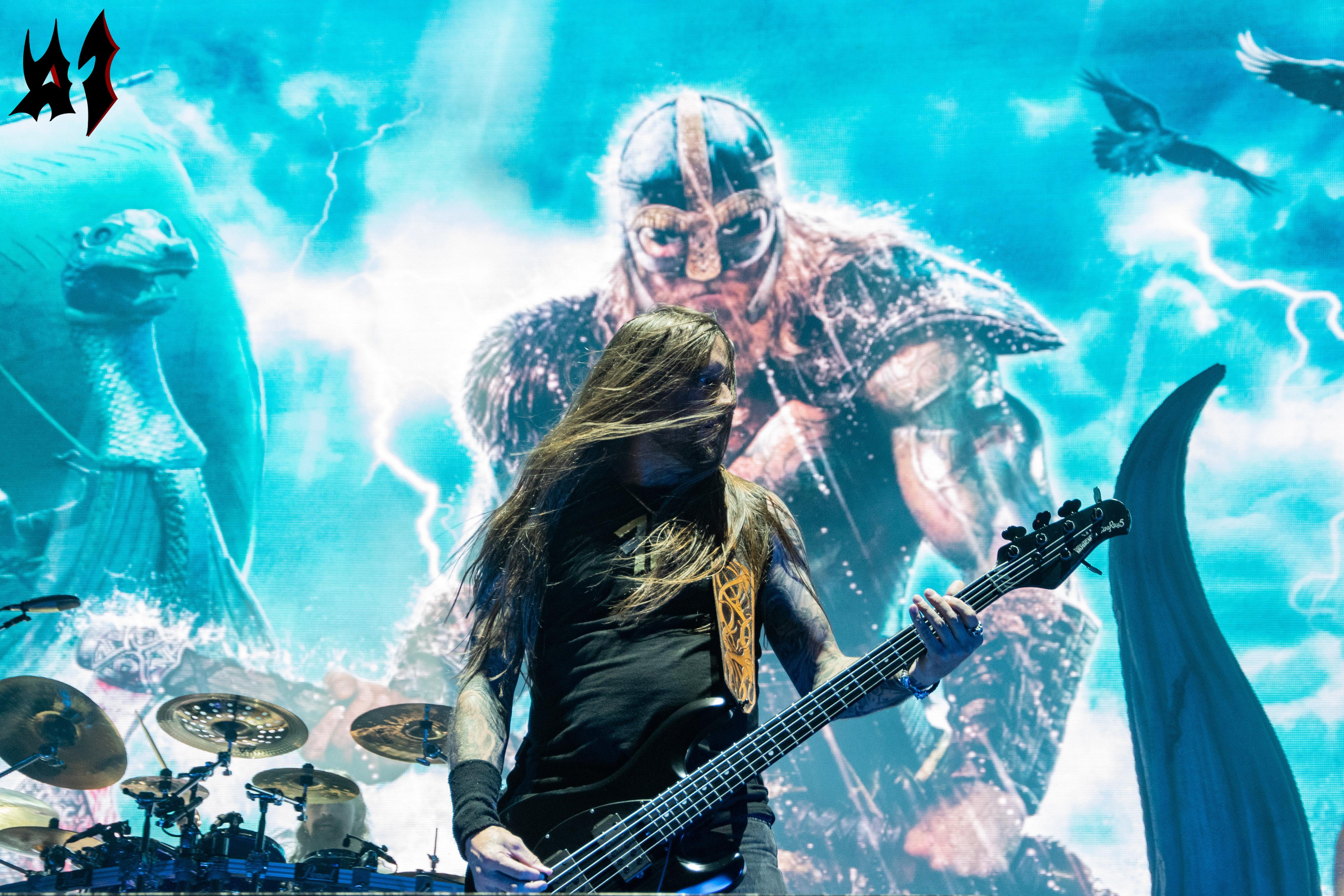 Knotfest - Amon Amarth - 7