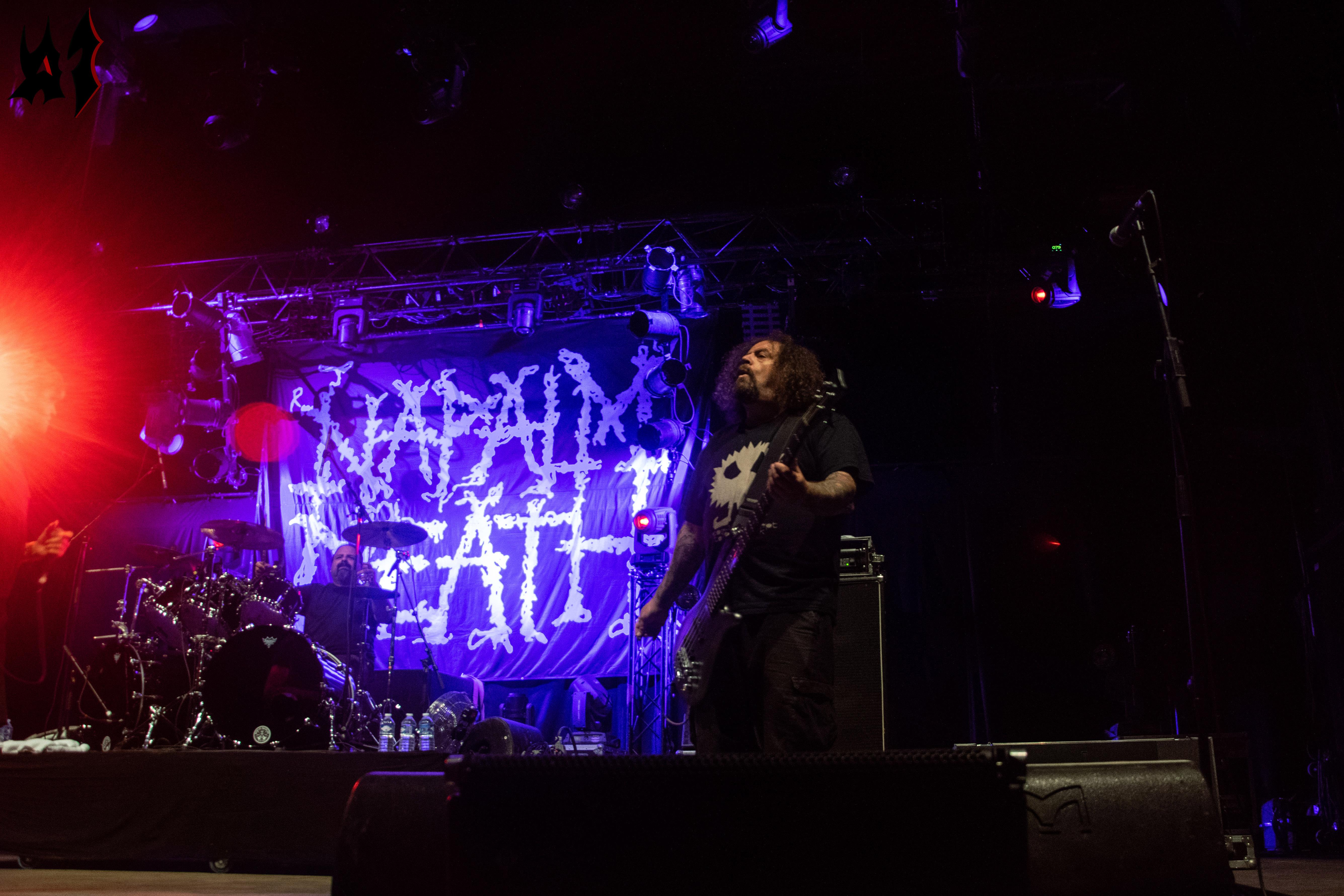 Motocultor - Napalm Death - 2