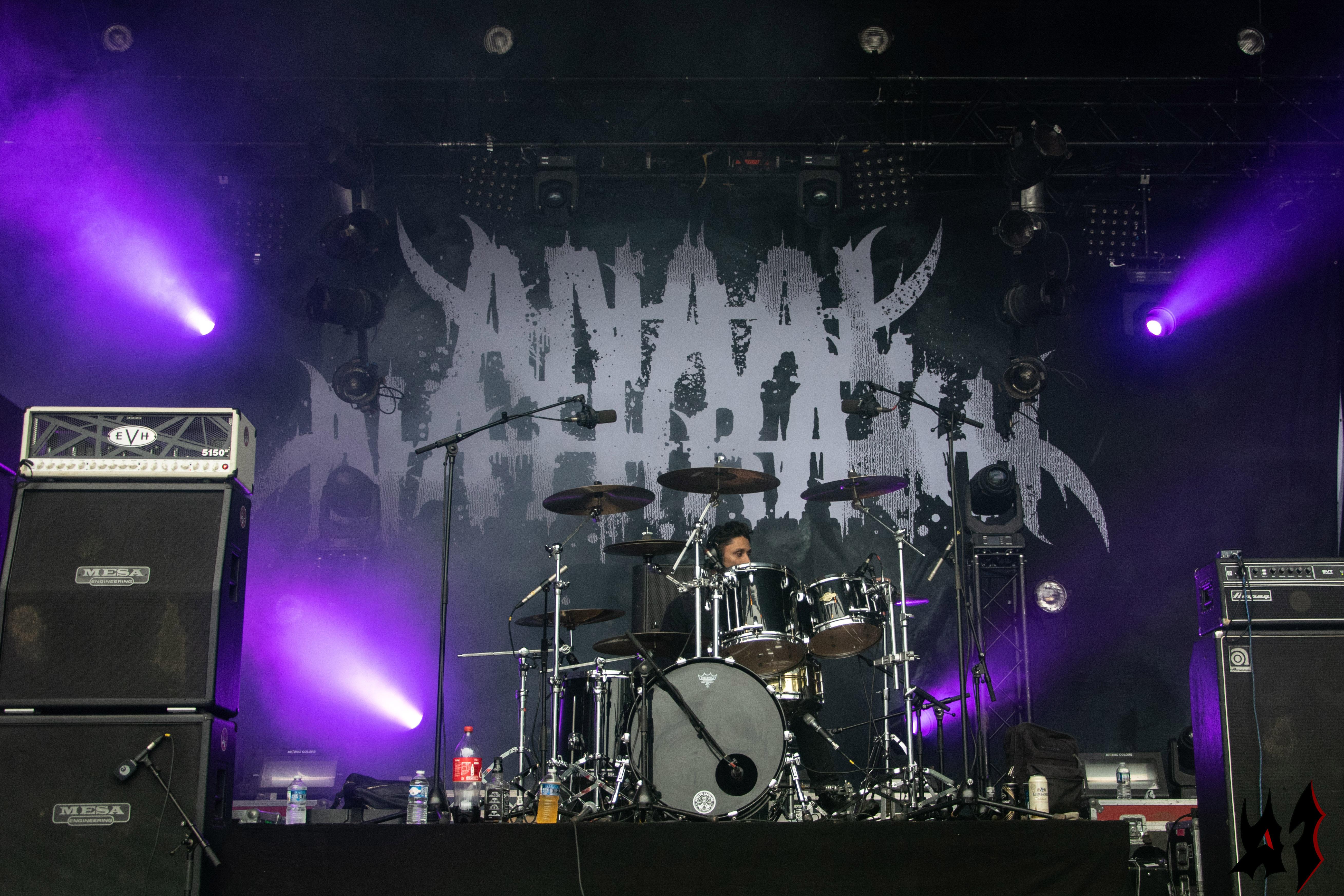 Motocultor - Anaal Nathrakh - 2