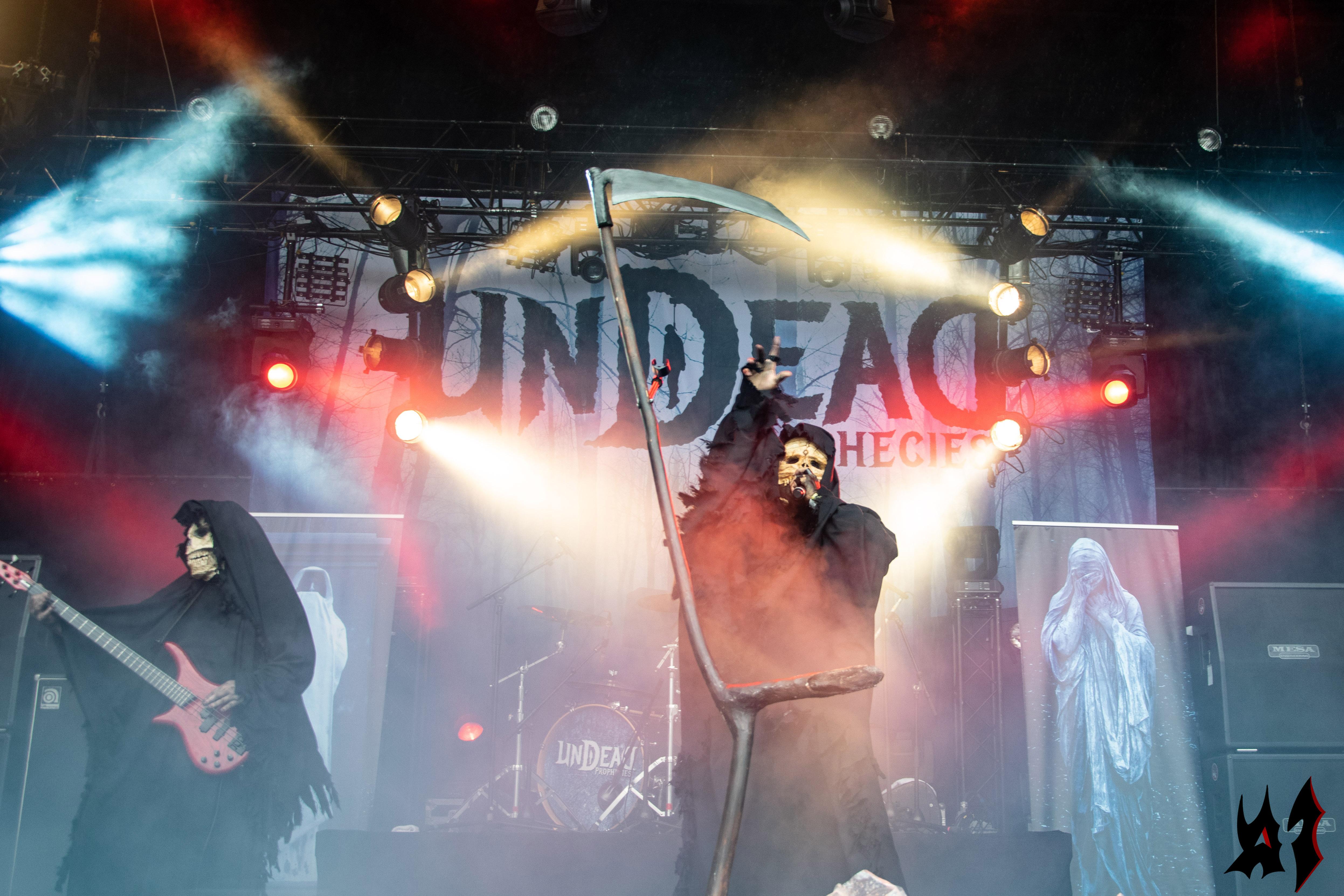 Motocultor - Undead Prophecies - 12